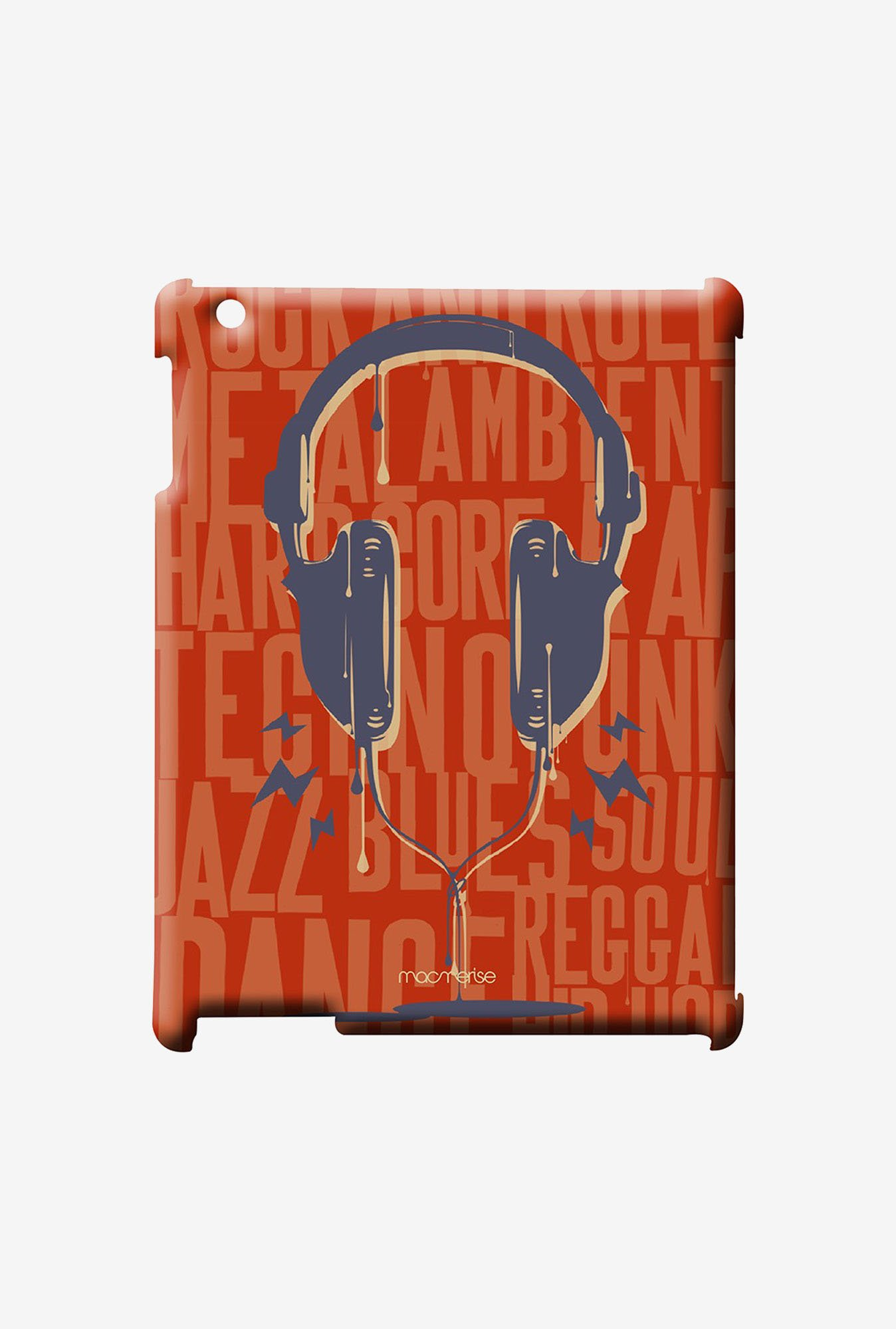 Macmerise Music Genres Pro Case for iPad Air