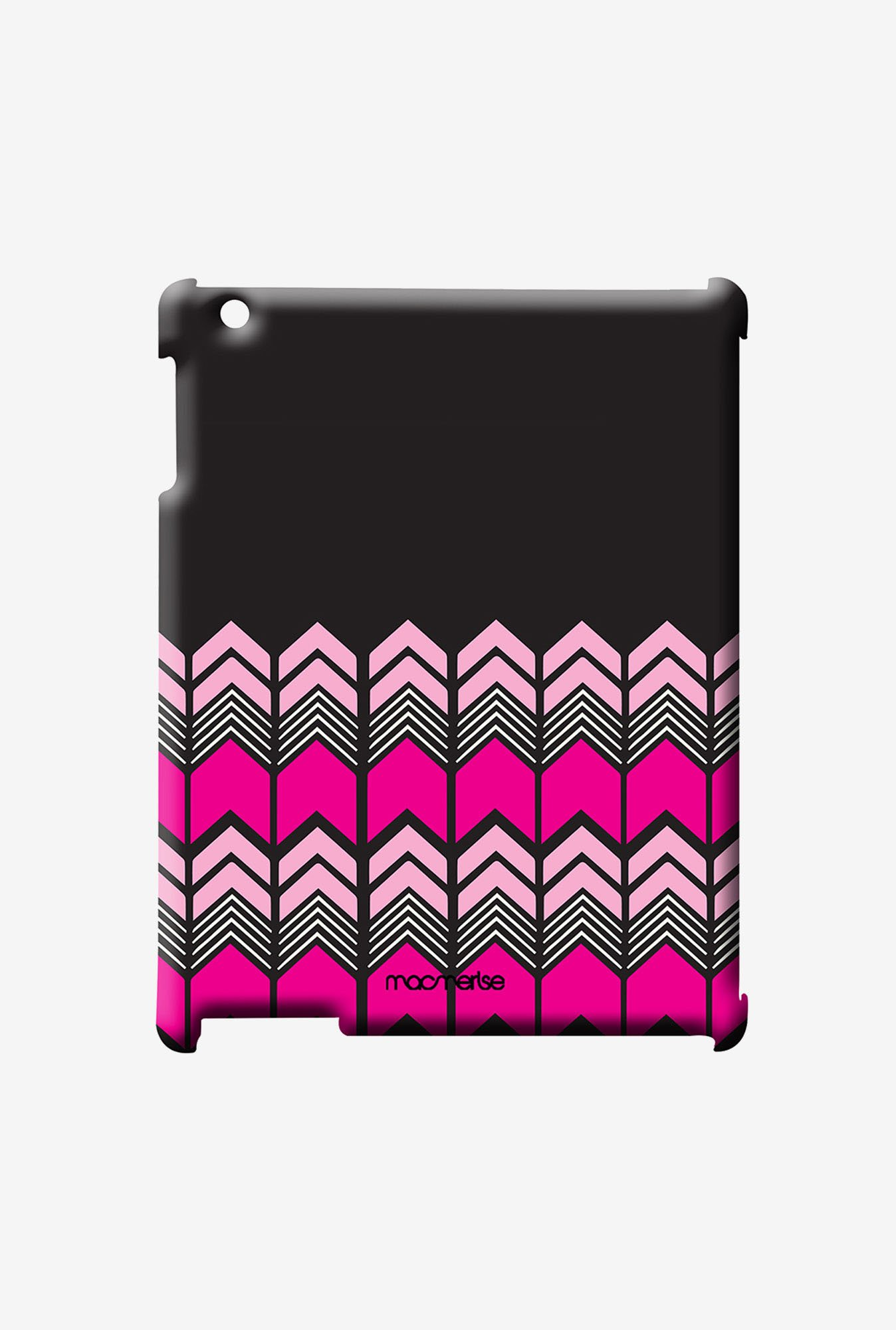 Macmerise Colourblock chevron Pro Case for iPad 2/3/4