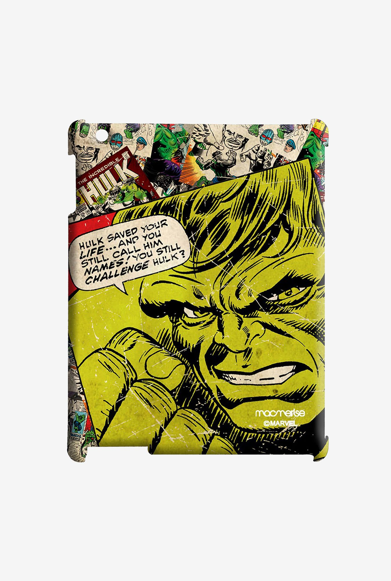Macmerise Comic Hulk Pro Case for iPad 2/3/4