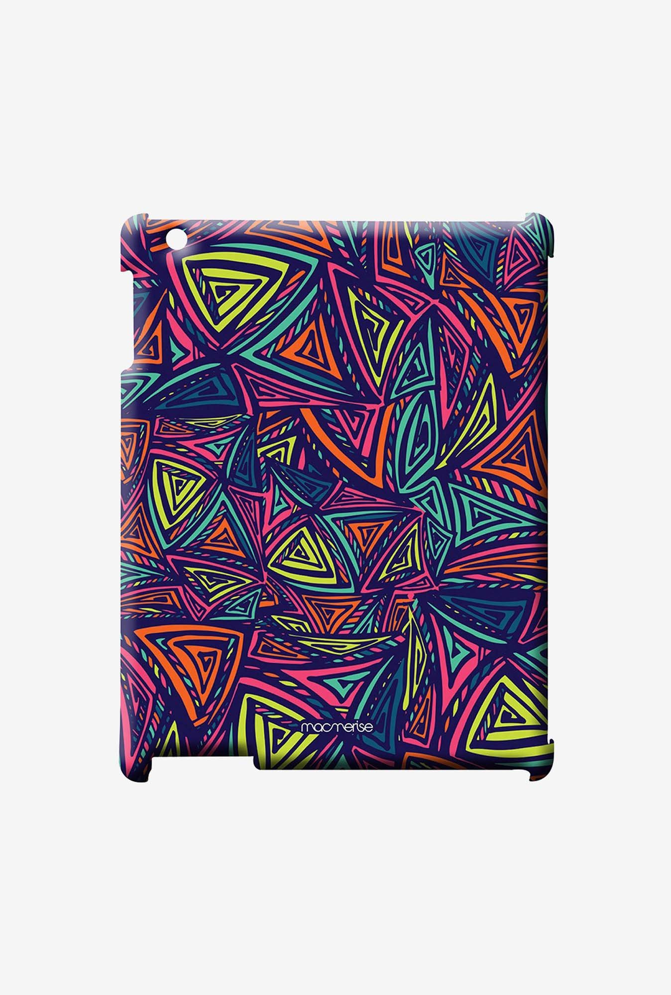 Macmerise Neon Angles Pro Case for iPad 2/3/4