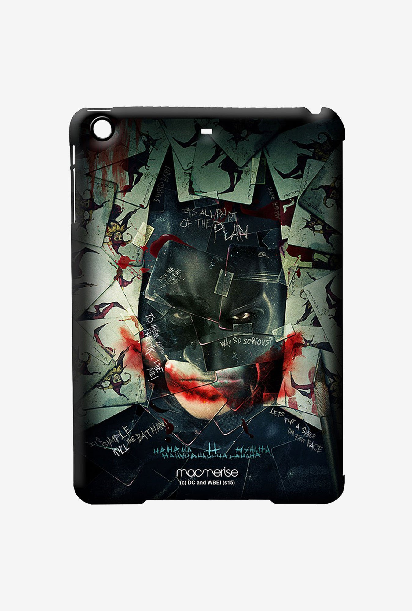Macmerise Bat Joker Pro Case for iPad 2/3/4