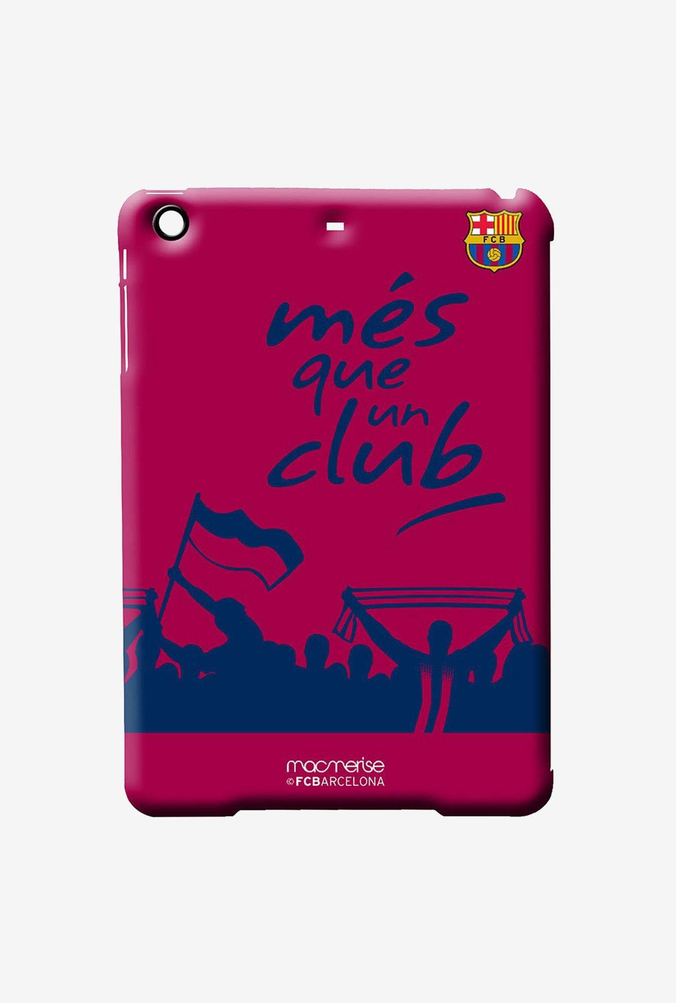 Macmerise FCB Slogan Pro Case for iPad Air