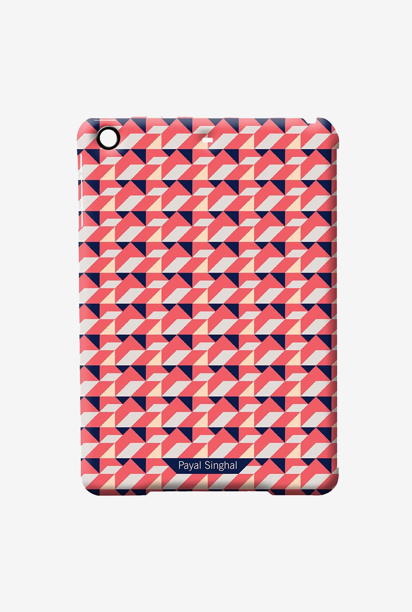 Macmerise Payal Singhal Coral Navy Pro Case for iPad 2/3/4