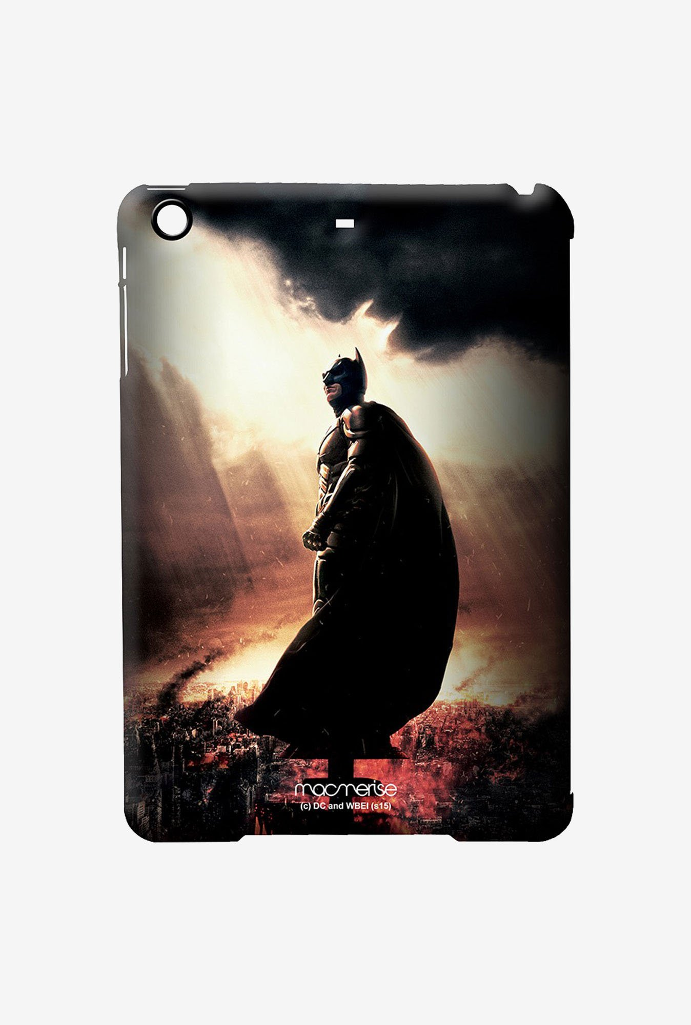 Macmerise Batman Rises Pro Case for iPad 2/3/4