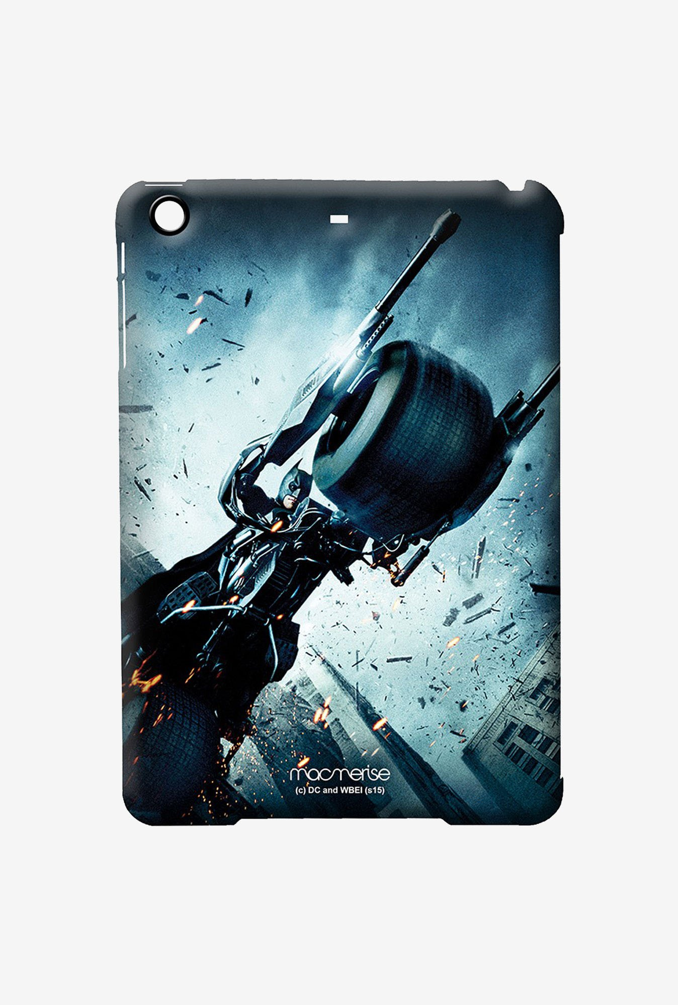 Macmerise Batpod Ride Pro Case for iPad 2/3/4