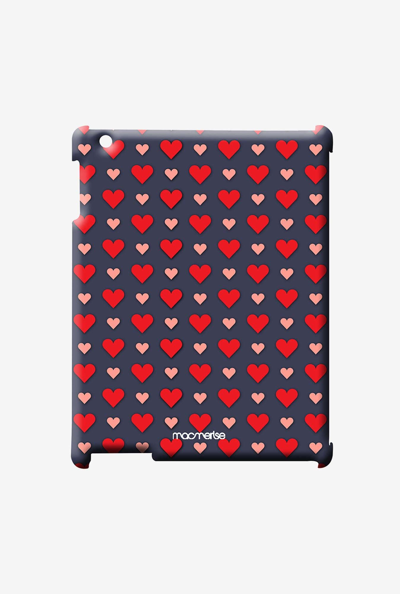 Macmerise Polka hearts Pro Case for iPad Air