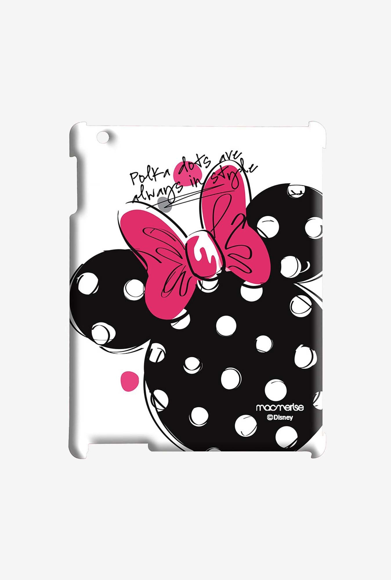 Macmerise Polka Minnie Pro Case for iPad 2/3/4
