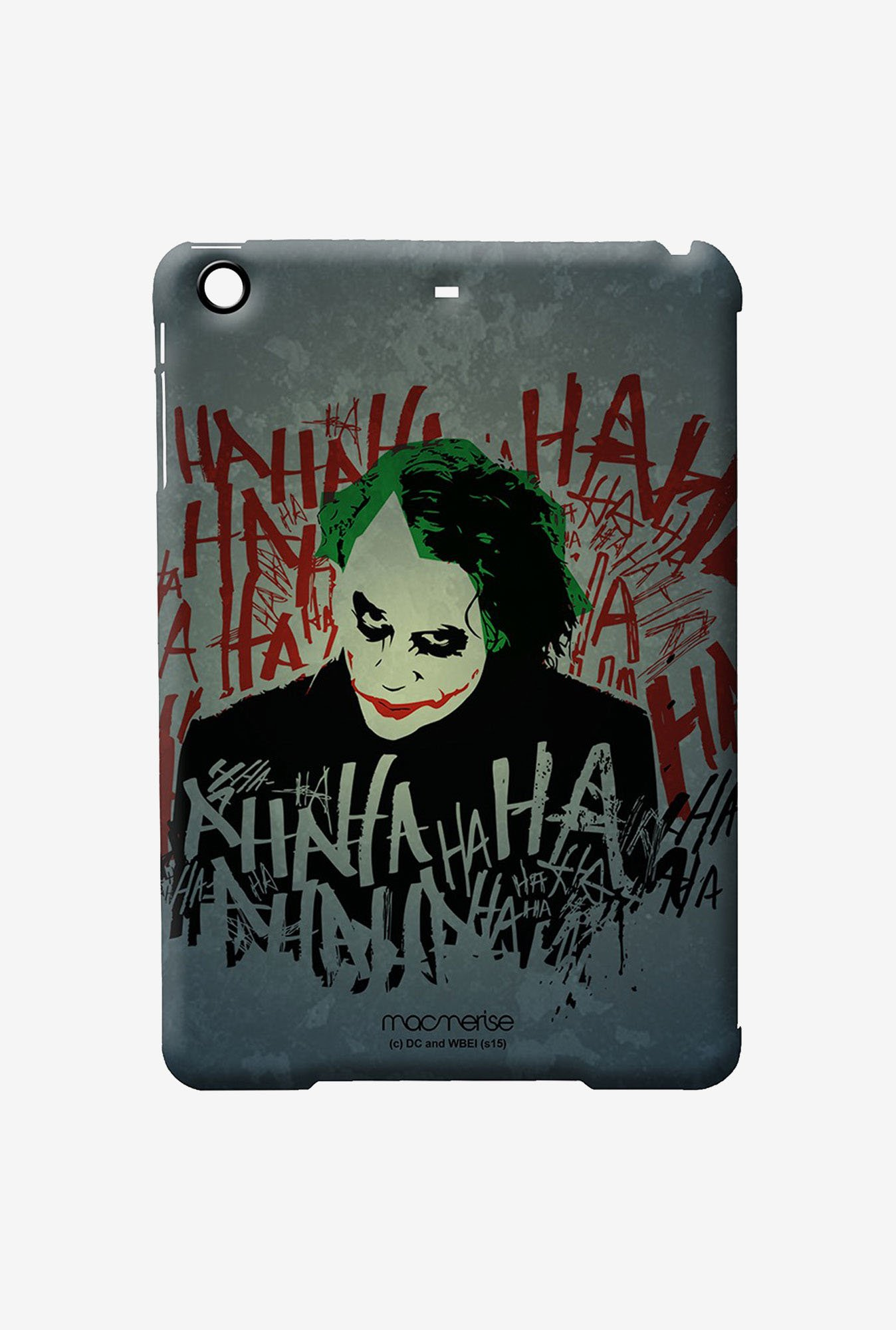 Macmerise Jokers Laugh Pro Case for iPad 2/3/4