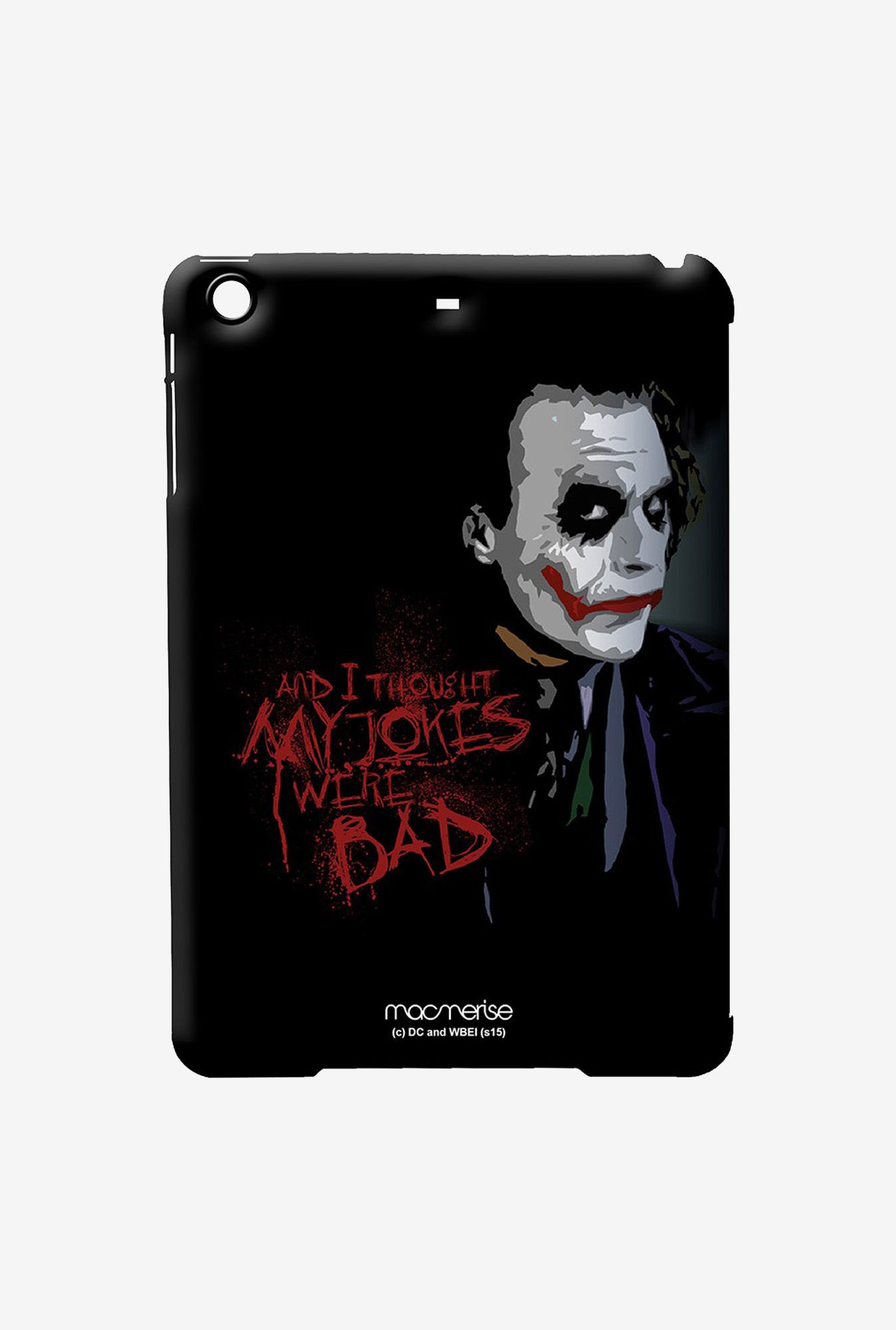 Macmerise Jokers Sarcasm Pro Case for iPad 2/3/4