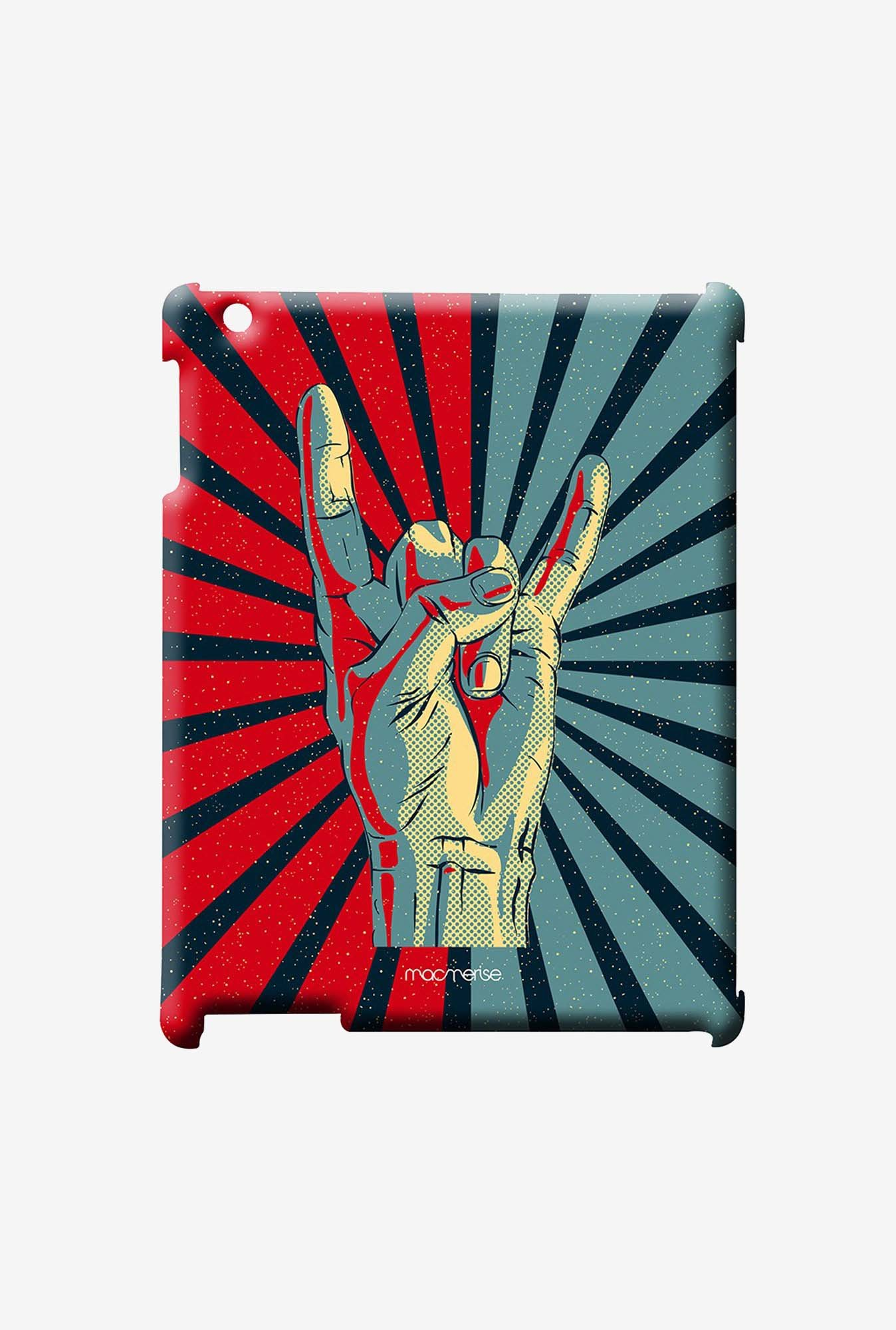 Macmerise Rock n Roll Pro Case for iPad 2/3/4