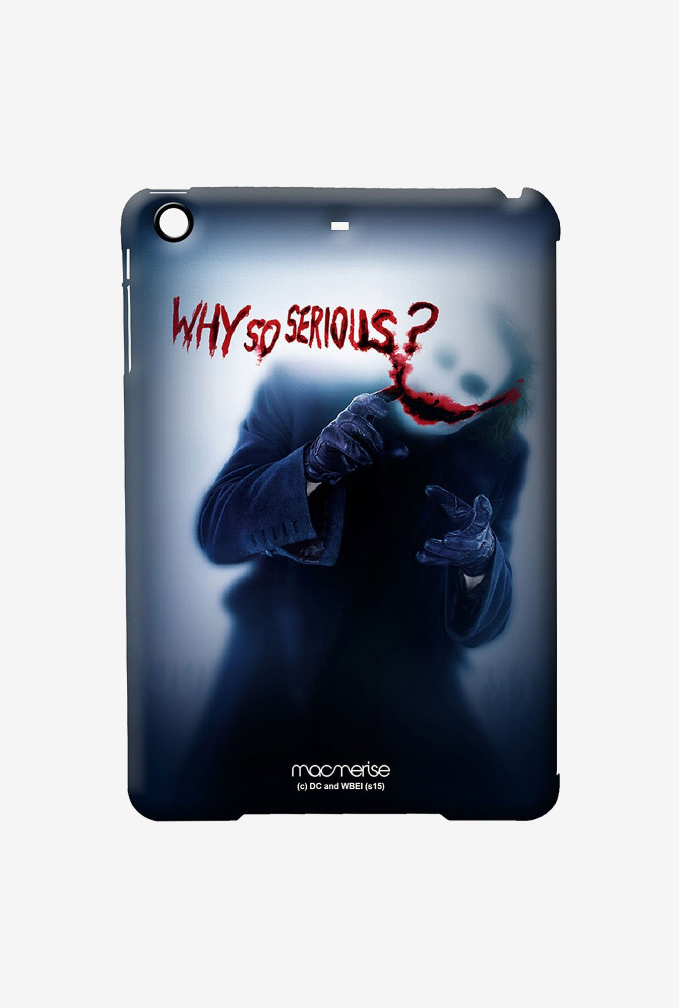Macmerise Why So Serious Pro Case for iPad 2/3/4