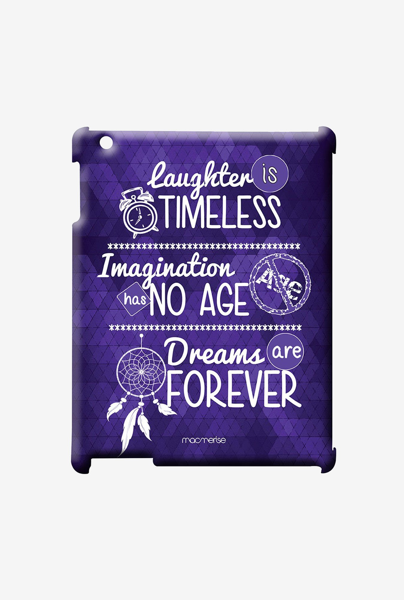 Macmerise Laughter Imagination Dream Pro Case for iPad 2/3/4
