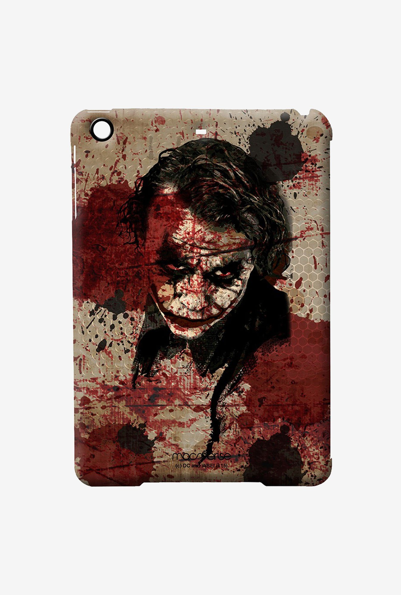 Macmerise Bloody Joker Pro Case for iPad 2/3/4