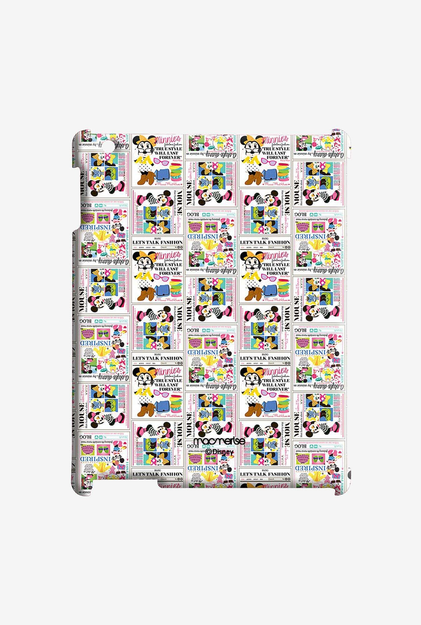 Macmerise Minnie Times Pro Case for iPad Air