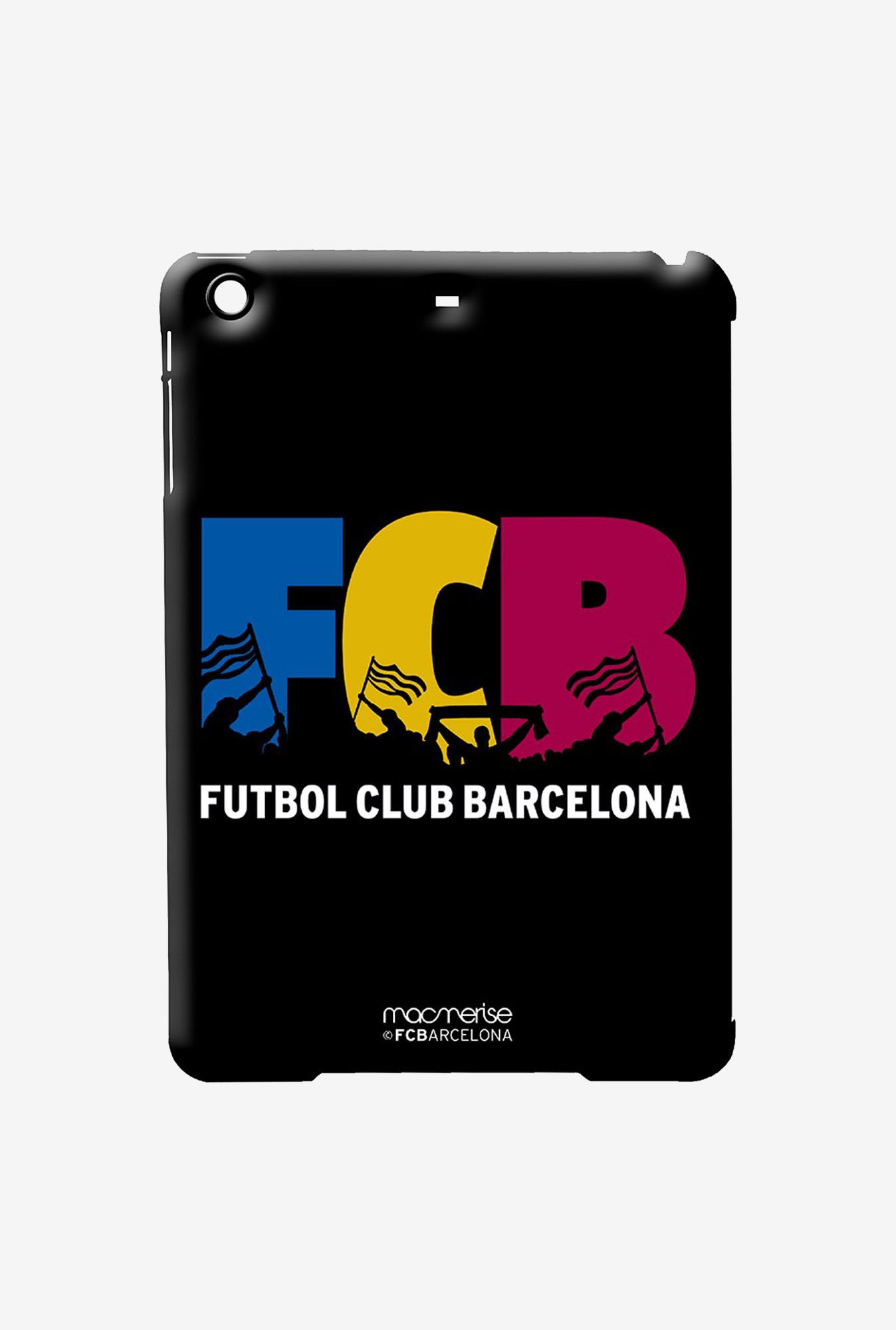 Macmerise Futbol Club Barcelona Pro Case for iPad 2/3/4