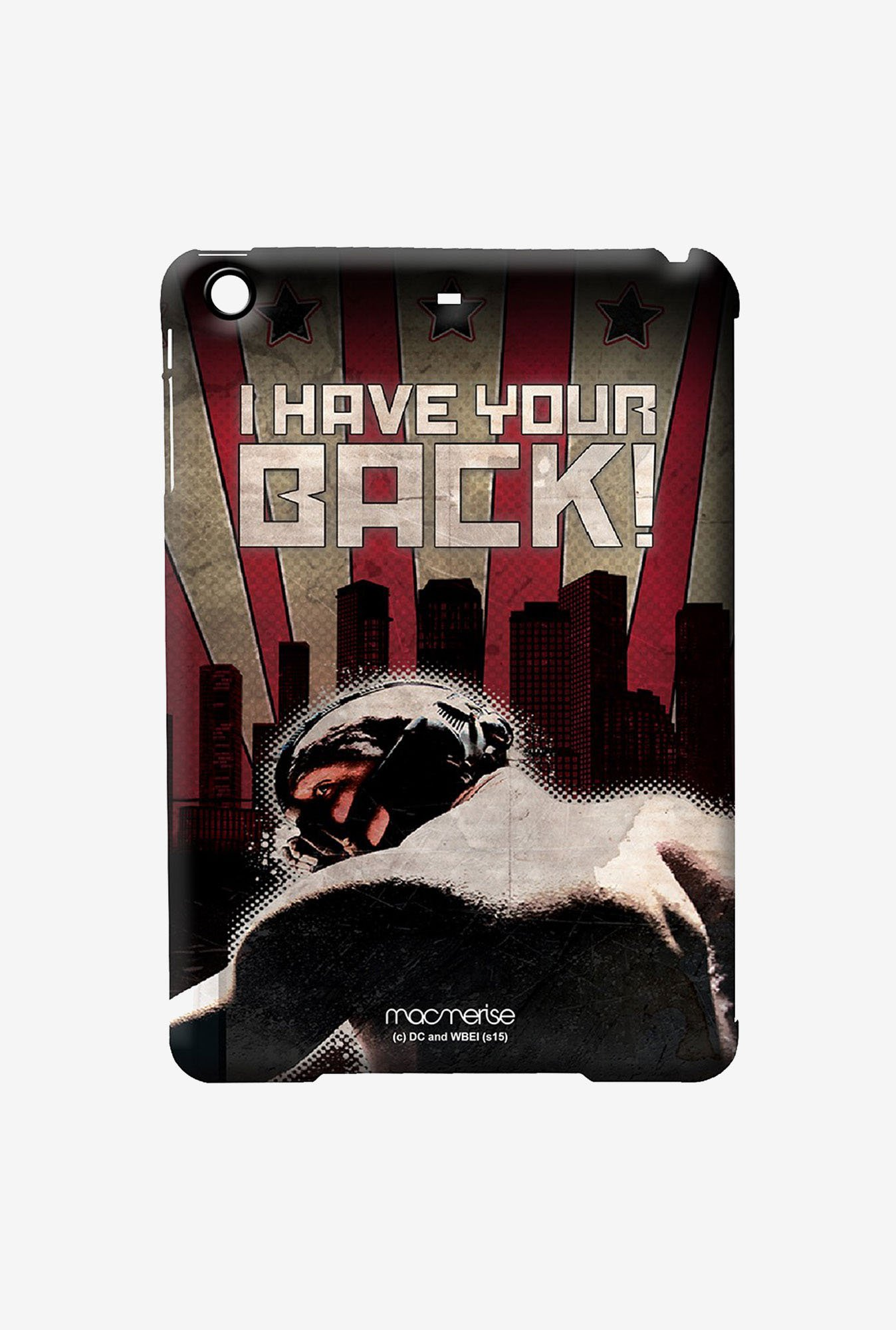 Macmerise I Have Your Back Pro Case for iPad 2/3/4