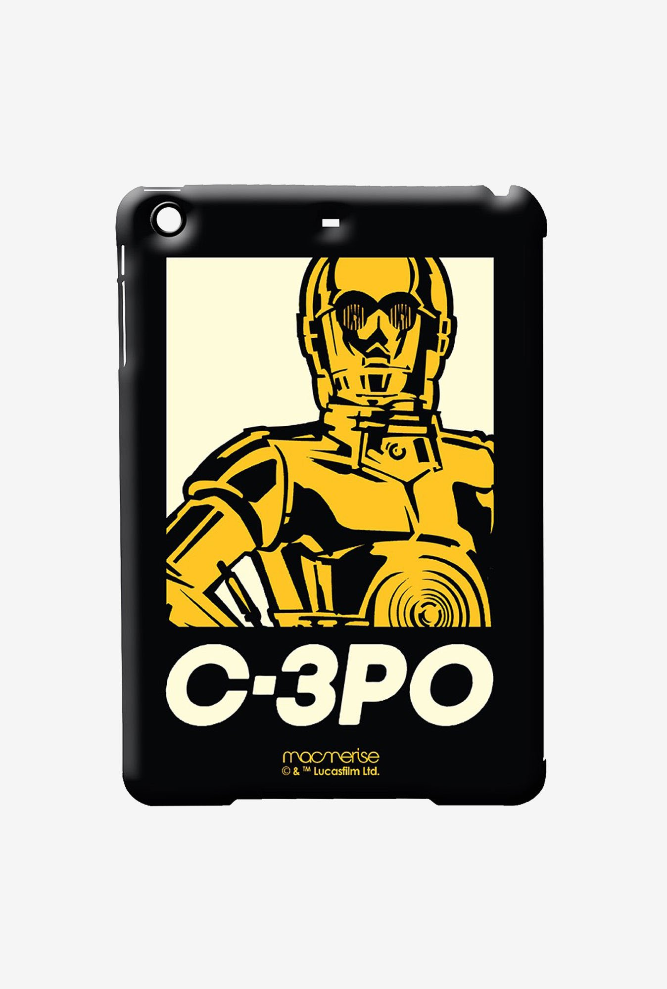 Macmerise Iconic C3PO Pro Case for iPad 2/3/4