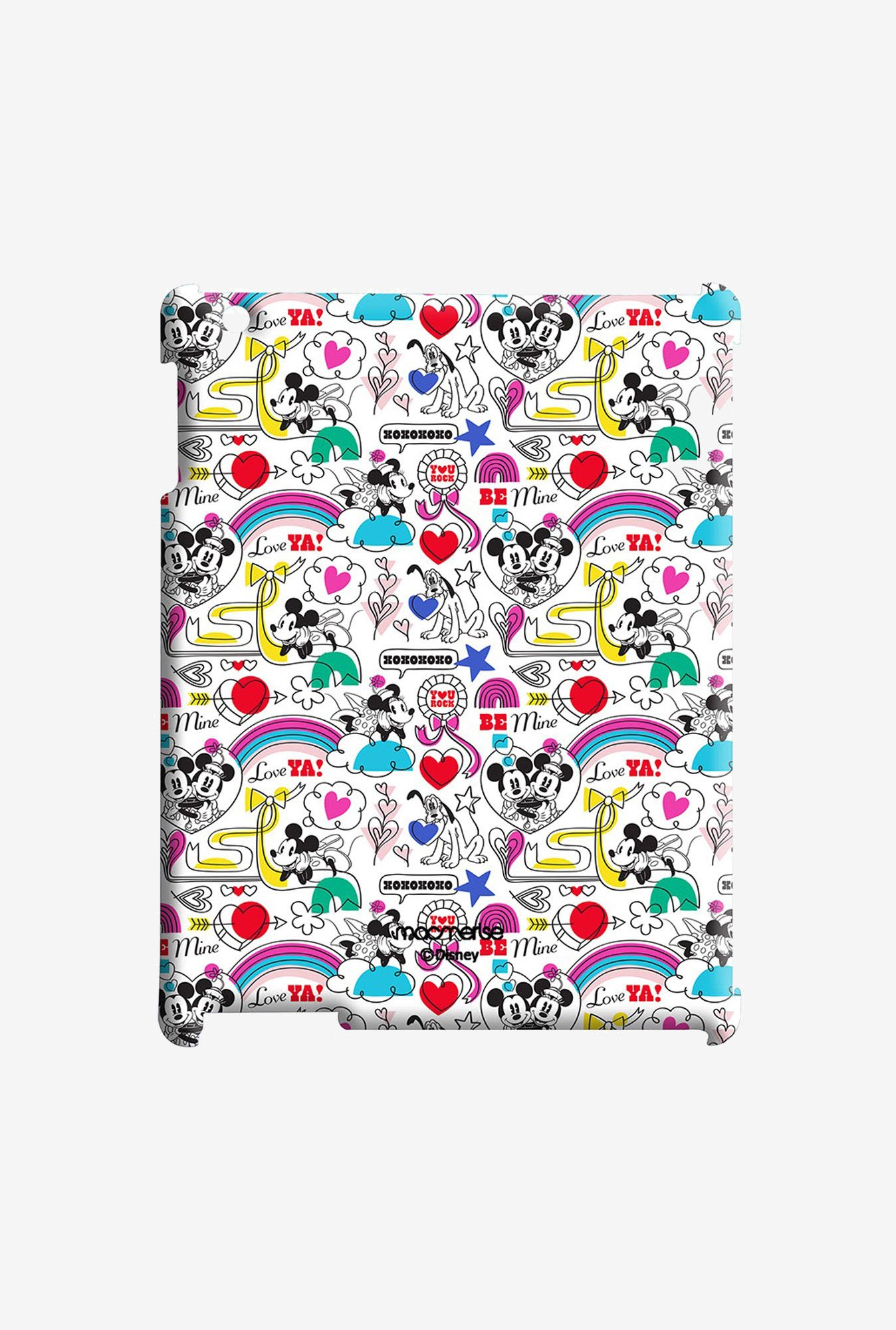 Macmerise Forever Together Pro Case for iPad Air