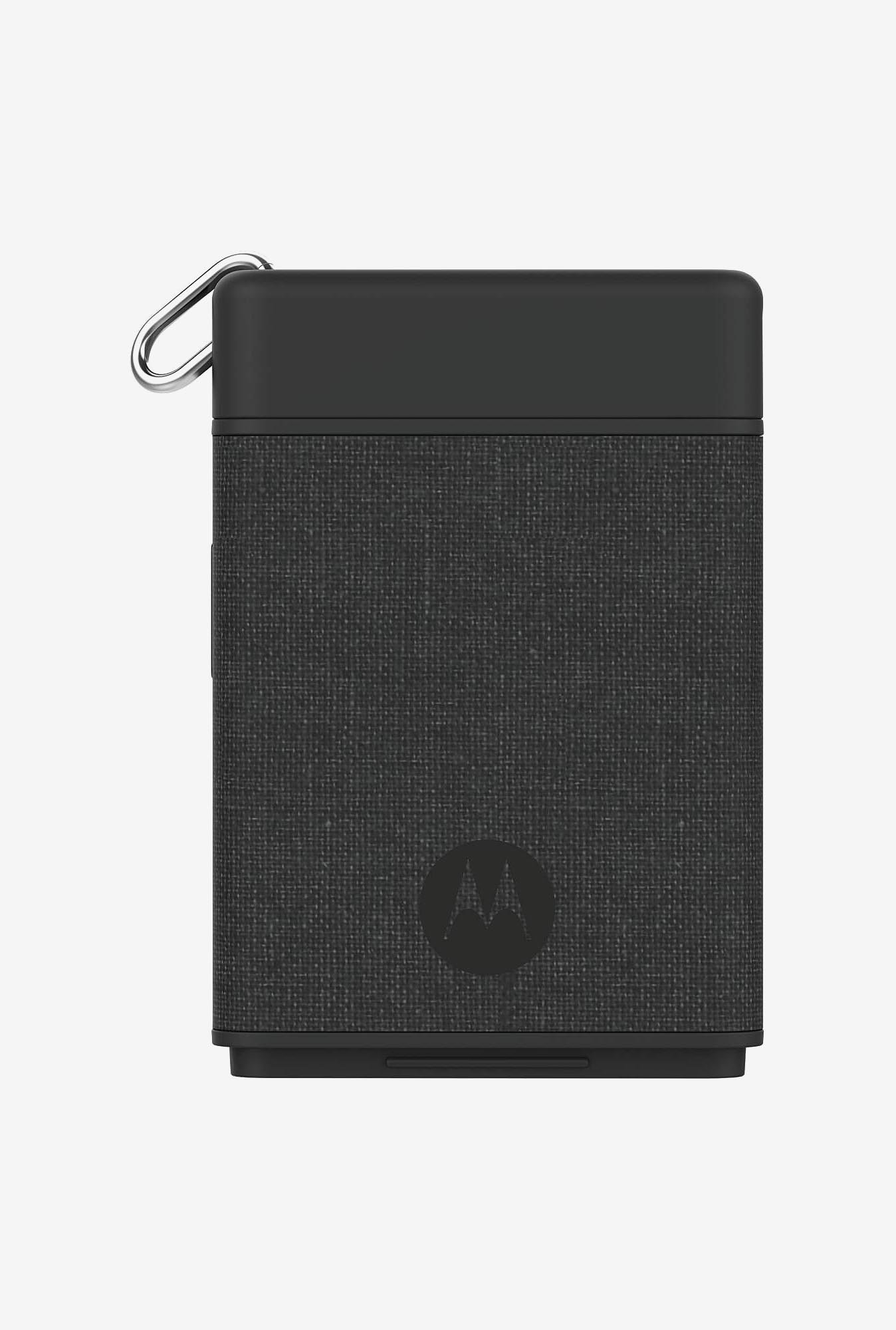 Motorola P1500 1500 mAh Power Bank (Black)