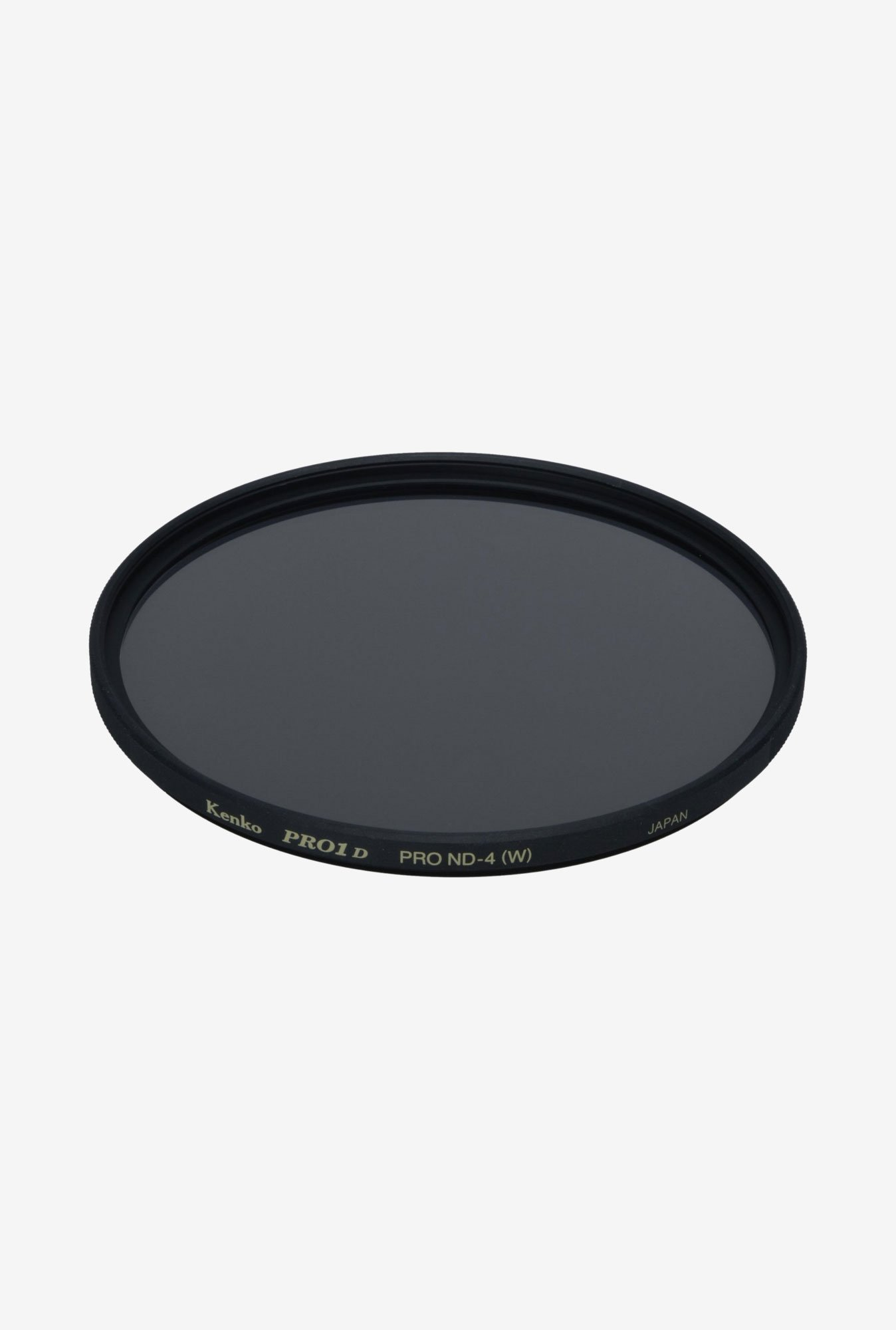 Kenko 67mm Pro ND4 Slim Frame Camera Lens Filter (Black)