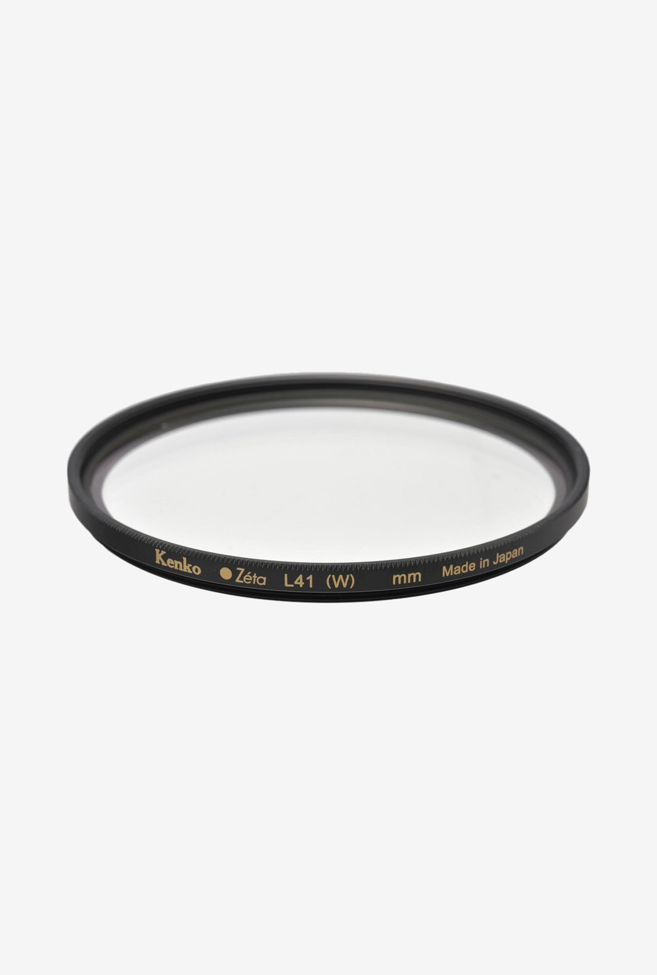 Kenko 67mm Zeta L41 Uv Zr Coated Camera Lens Filter (Black)