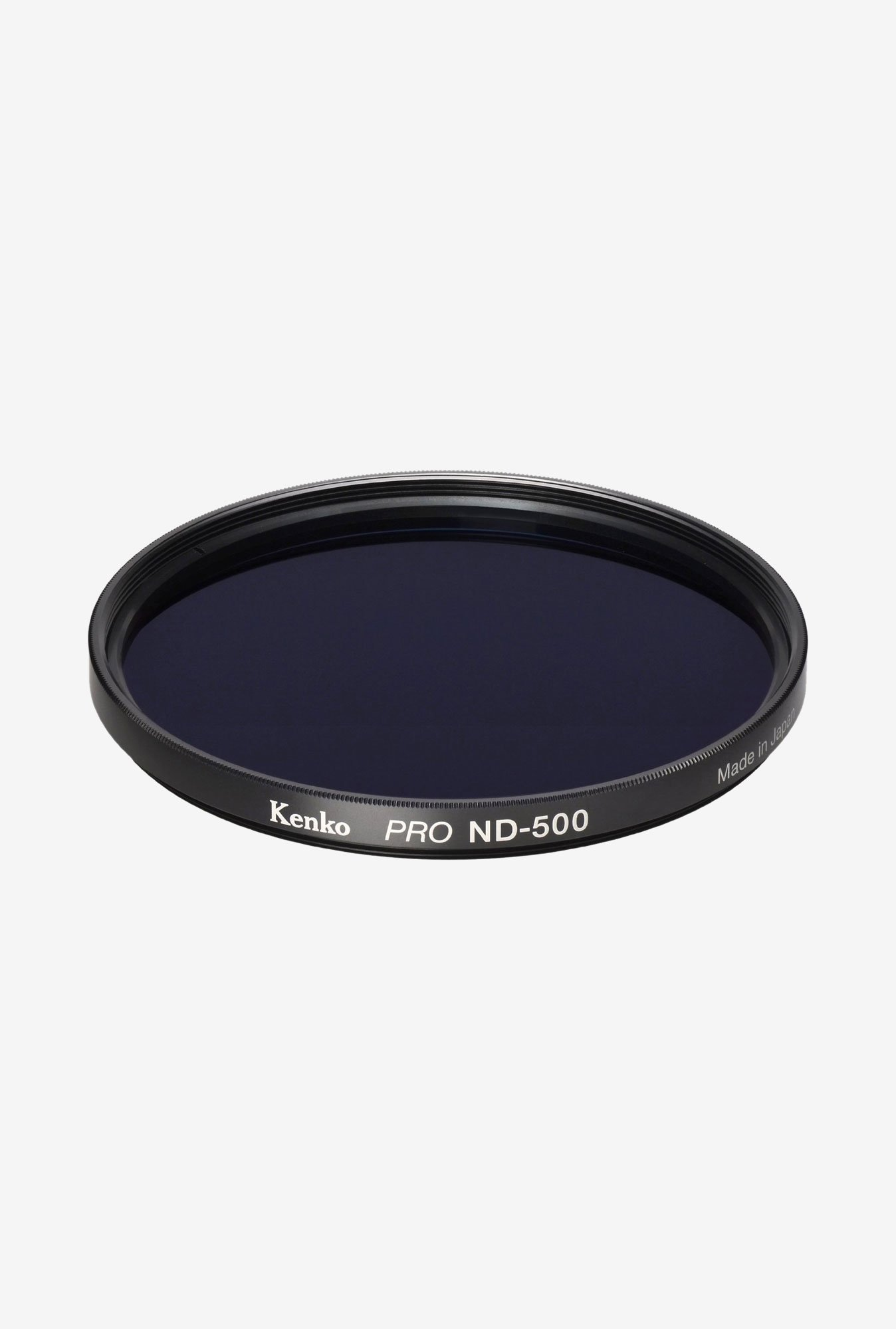 Kenko 72mm Pro ND500 Multicoated Camera Lens Filter (Black)