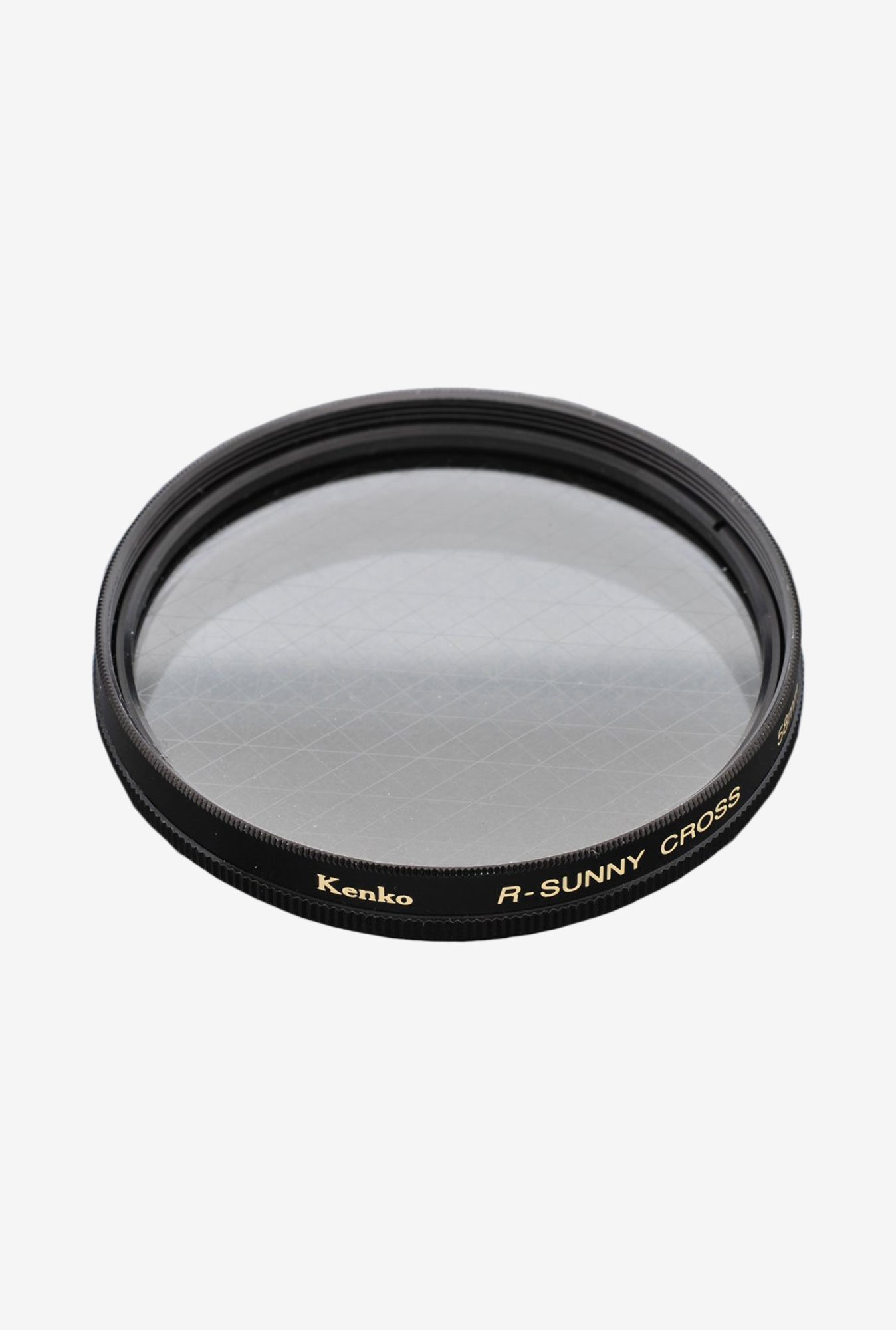 Kenko 52mm R-Sunny Screen Camera Lens Filter (Black)