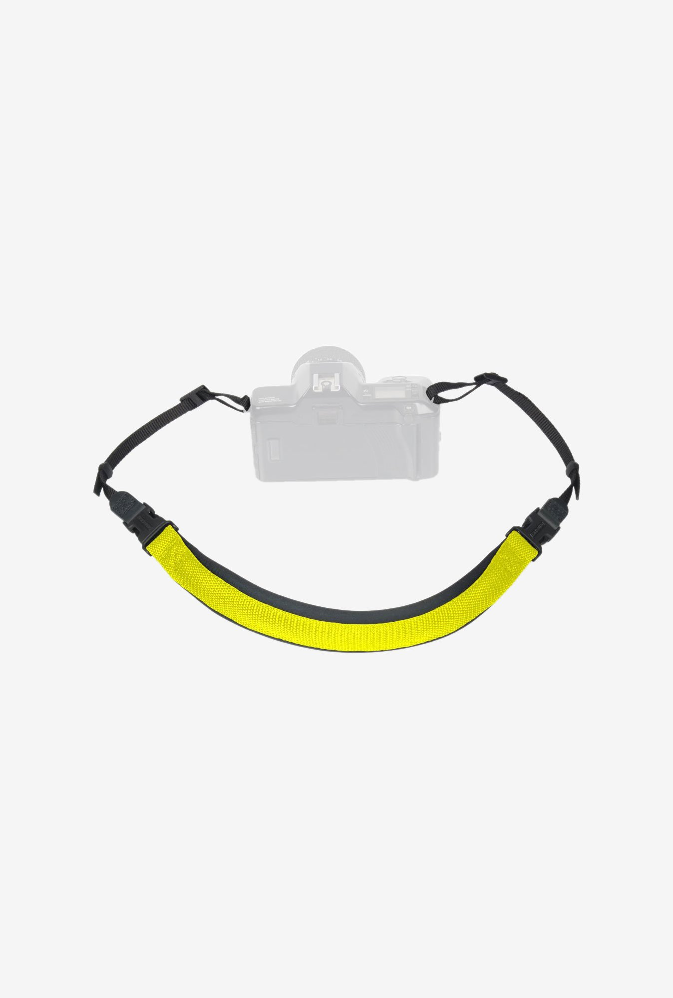 Op/Tech Usa 3805332 Envy Strap (Yellow)