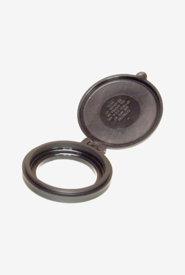 Op/Tech Usa 1101581 58mm Fast Cap with Metal Ring (Black)
