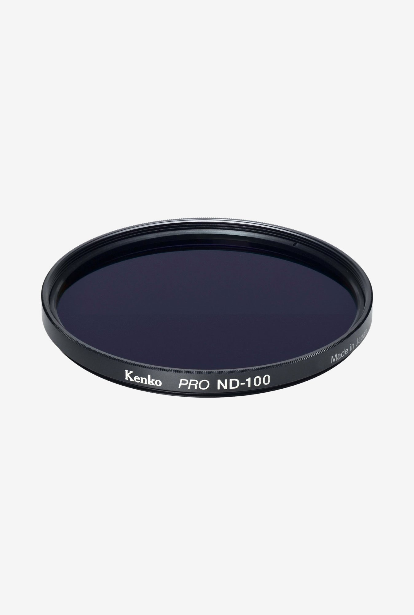 Kenko 49mm Pro ND100 Multicoated Camera Lens Filter (Black)