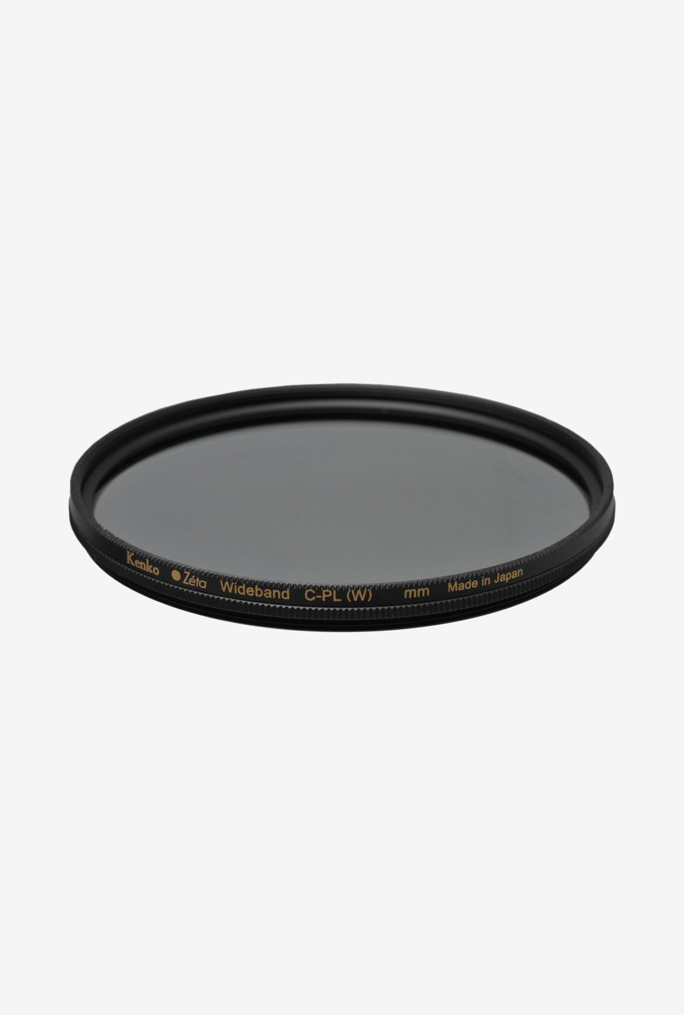 Kenko 55mm Zeta C-PL ZR-Coated Camera Lens Filter (Black)