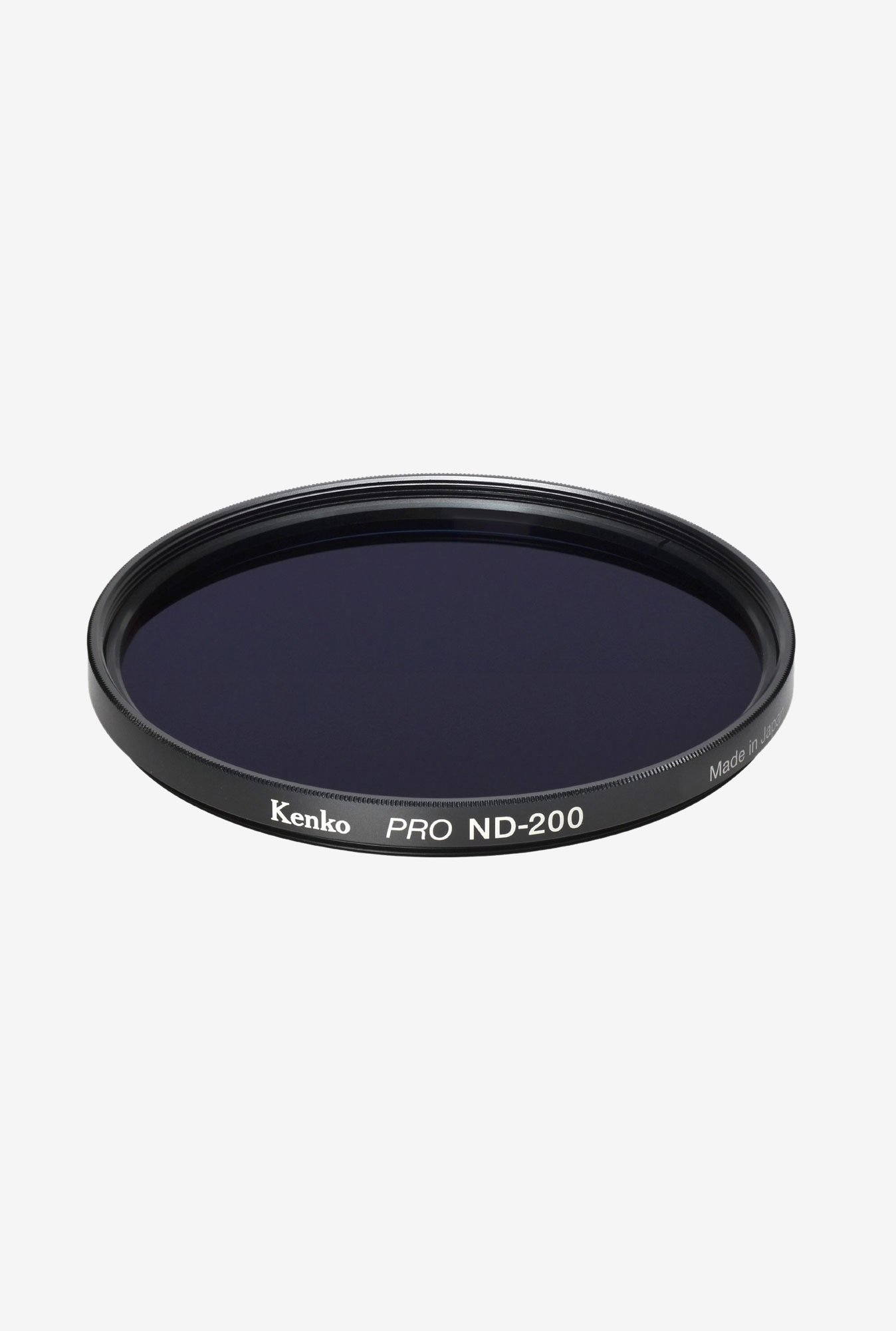Kenko 58mm Pro ND200 Multicoated Camera Lens Filter (Black)