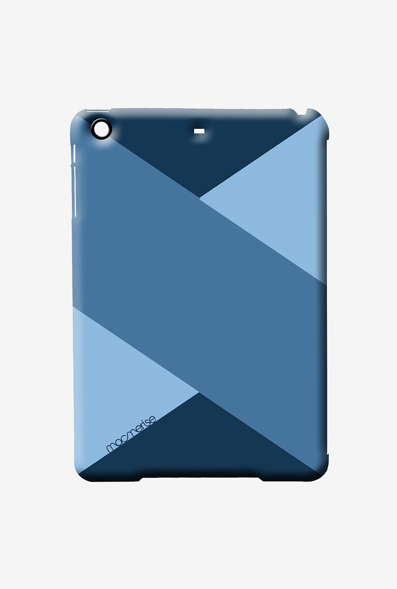 Macmerise Blue Stripes Pro Case for iPad Air