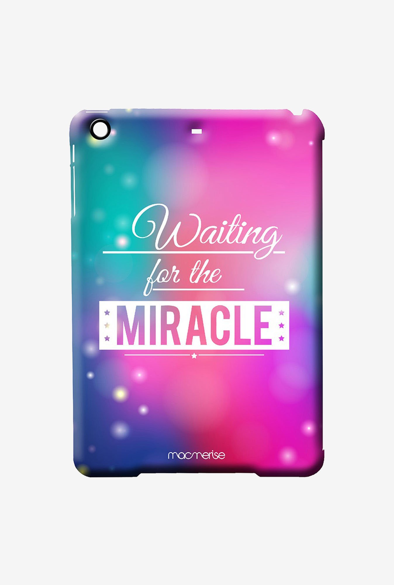 Macmerise Waiting for the Miracle Pro Case for iPad Air