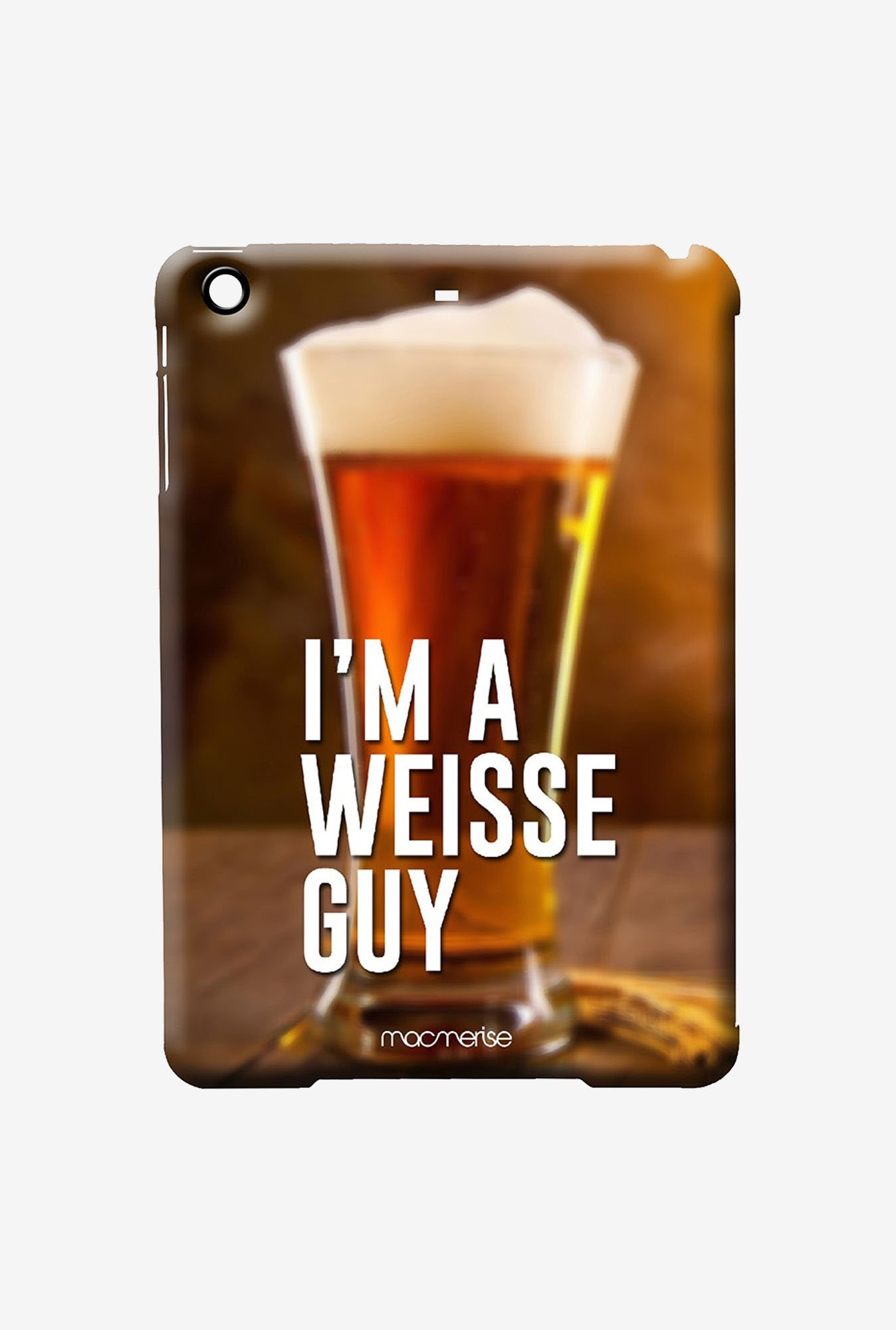 Macmerise Weisse Guy Pro Case for iPad Air