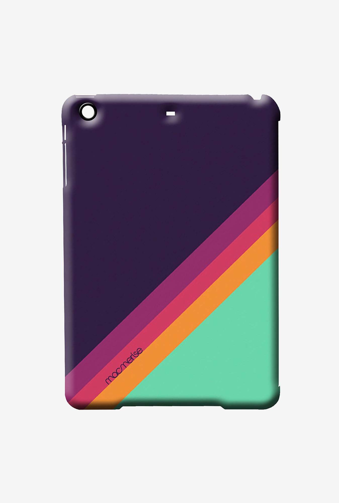Macmerise Slope Stripes Purple Pro Case for iPad 2/3/4