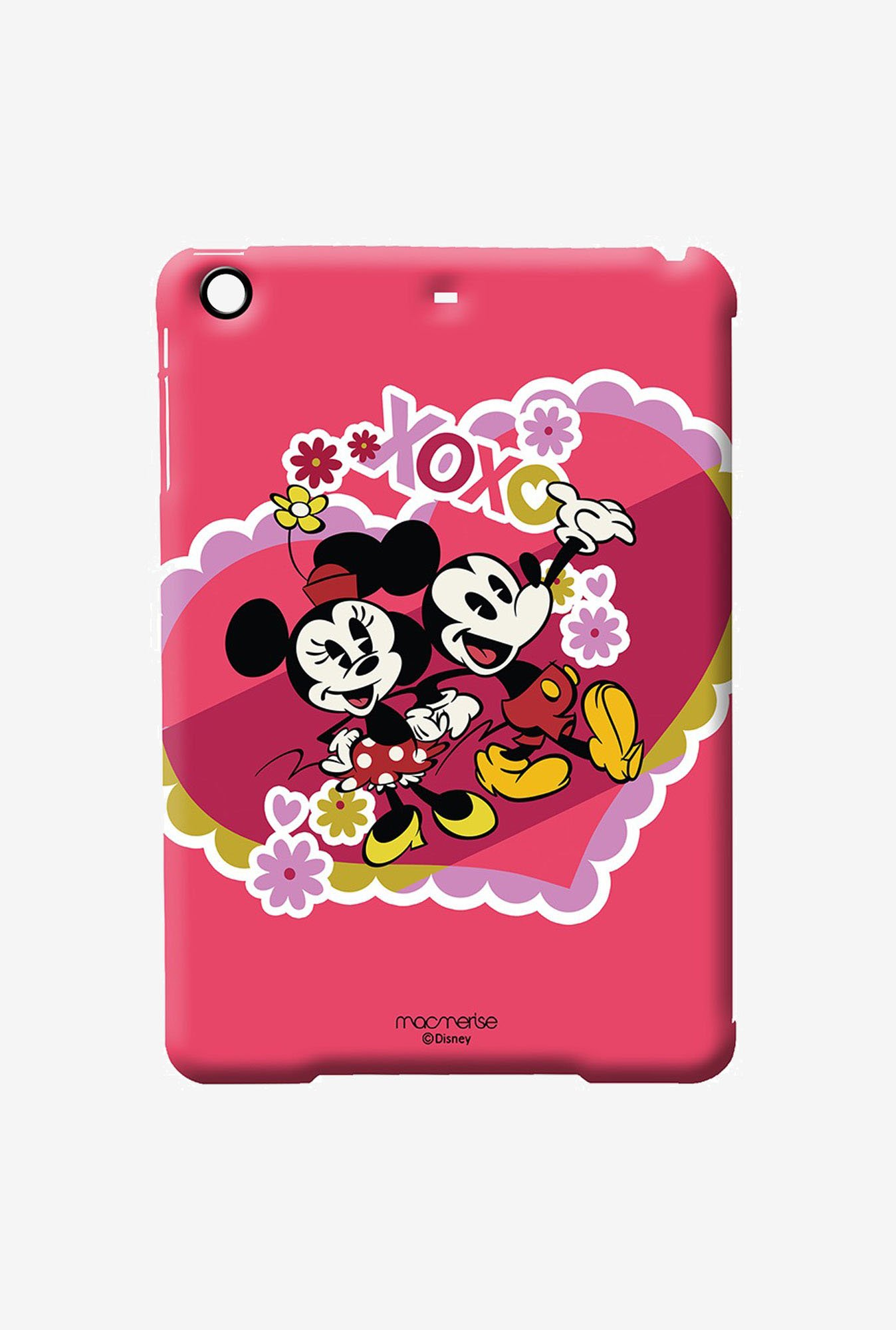 Macmerise Mickey XOXO Pro Case for iPad 2/3/4