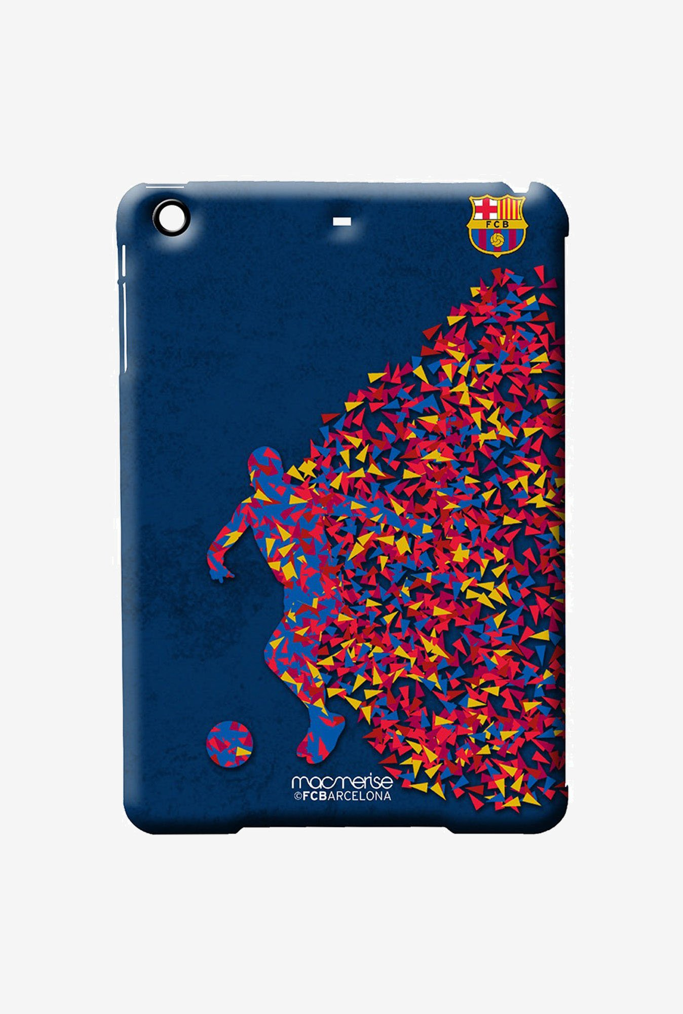 Macmerise FCB Asymmetrical Art Pro Case for iPad Mini 1/2/3