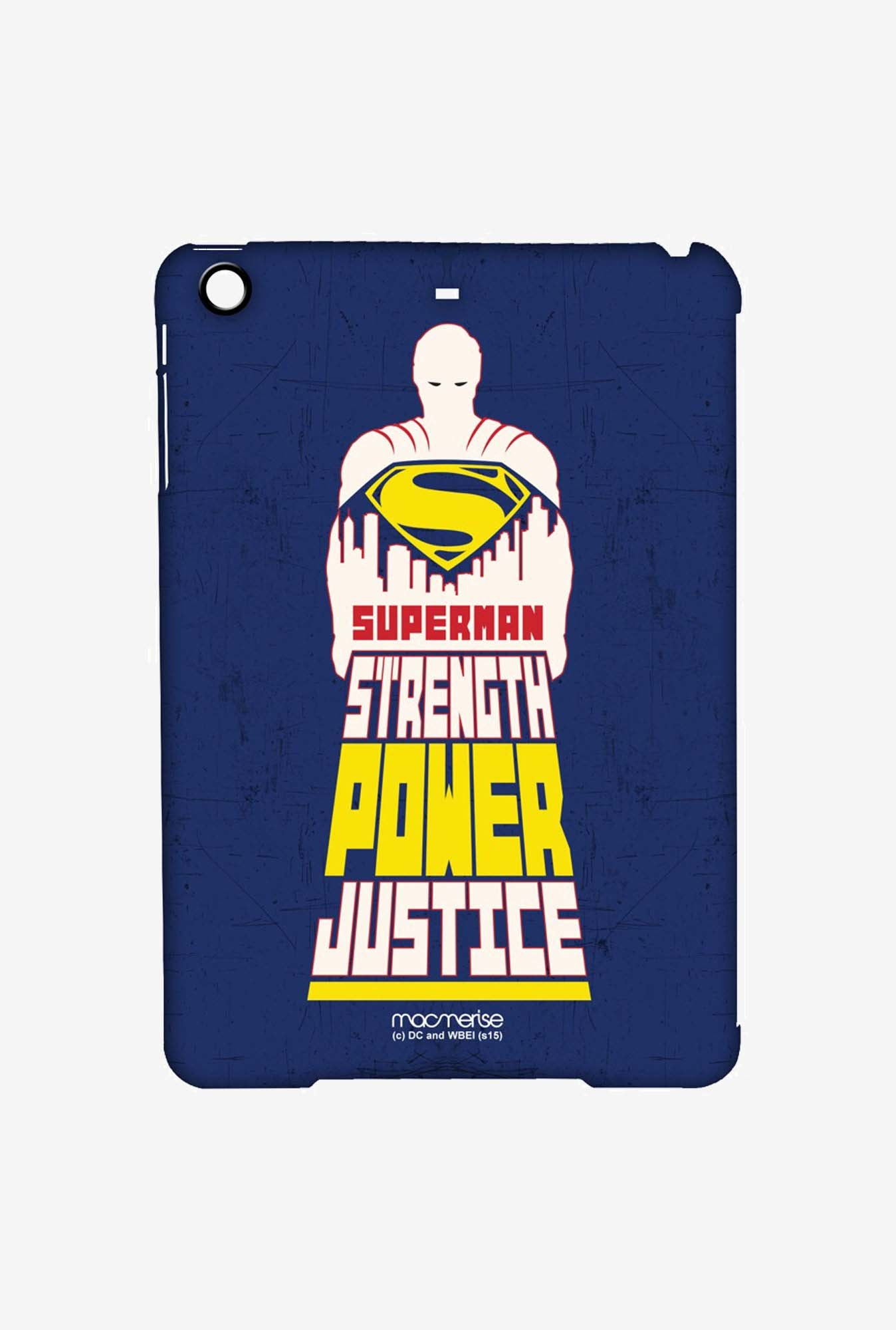 Macmerise Superman Power Pro Case for iPad 2/3/4
