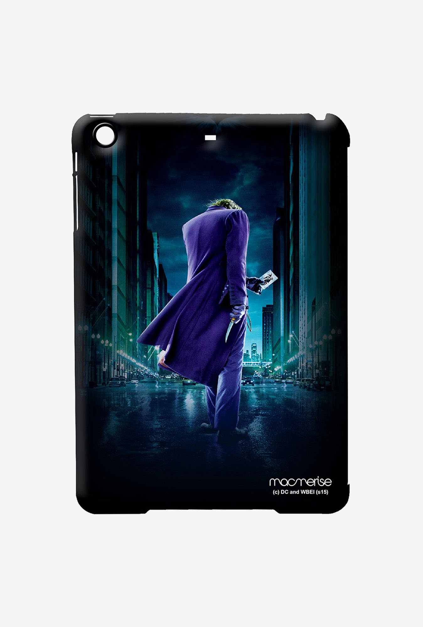 Macmerise Who am I Pro case for iPad Mini 1/2/3