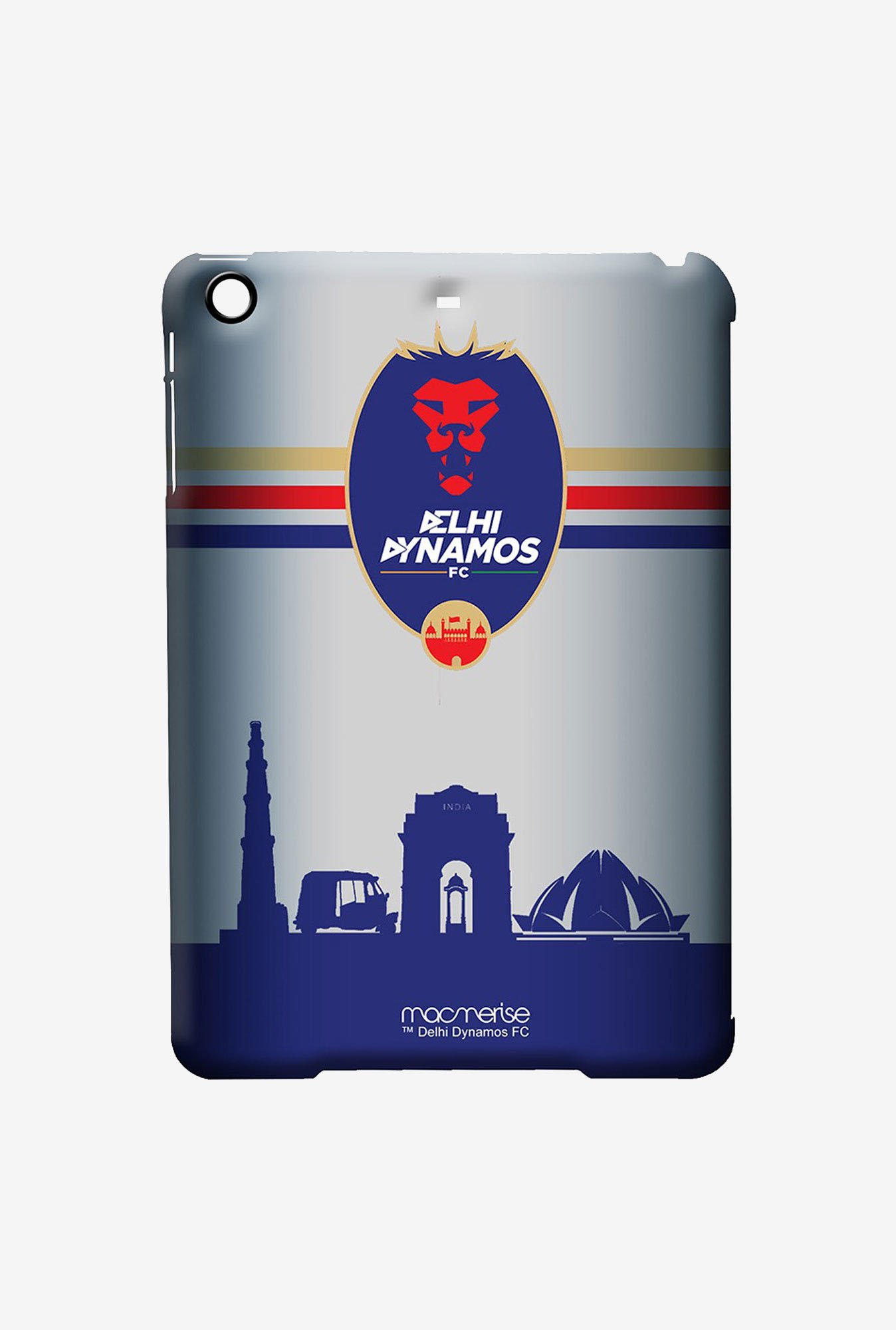 Macmerise Delhi Dynamos Crest Pro Case for iPad Mini 1/2/3