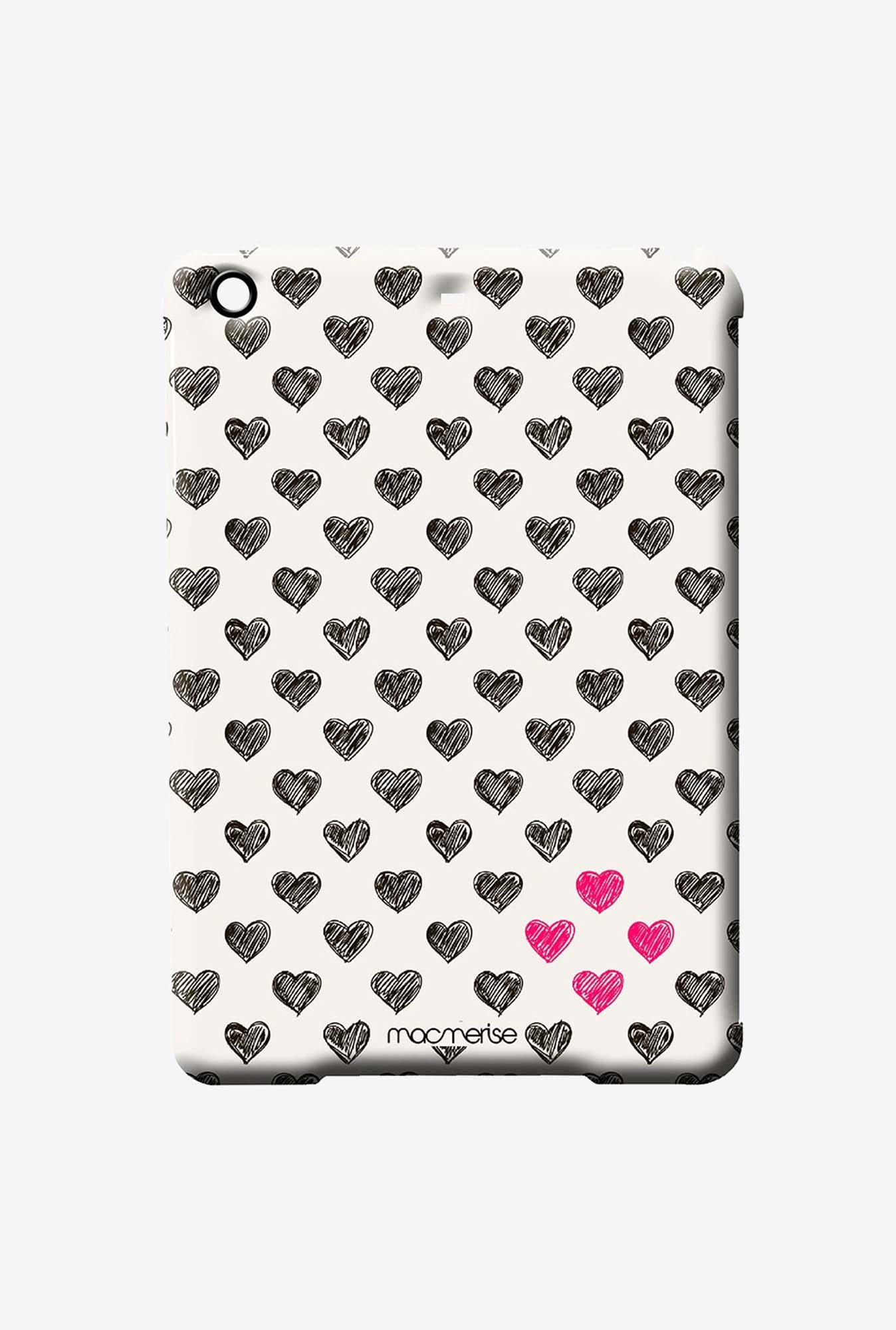 Macmerise Sketchy Hearts Pro Case for iPad Air 2