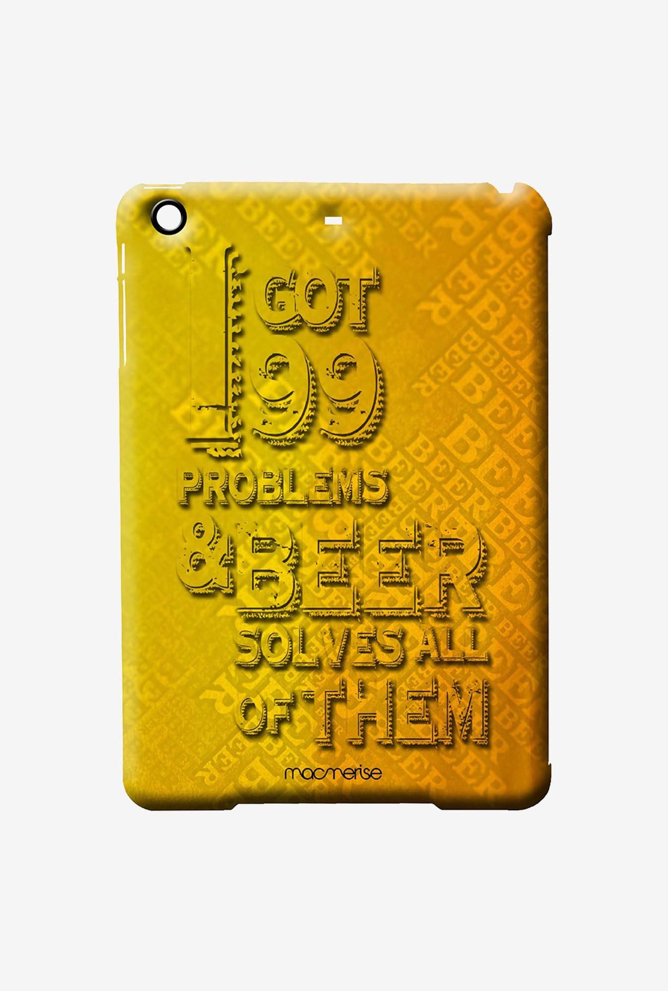 Macmerise The Beer Solution Pro Case for iPad Air 2
