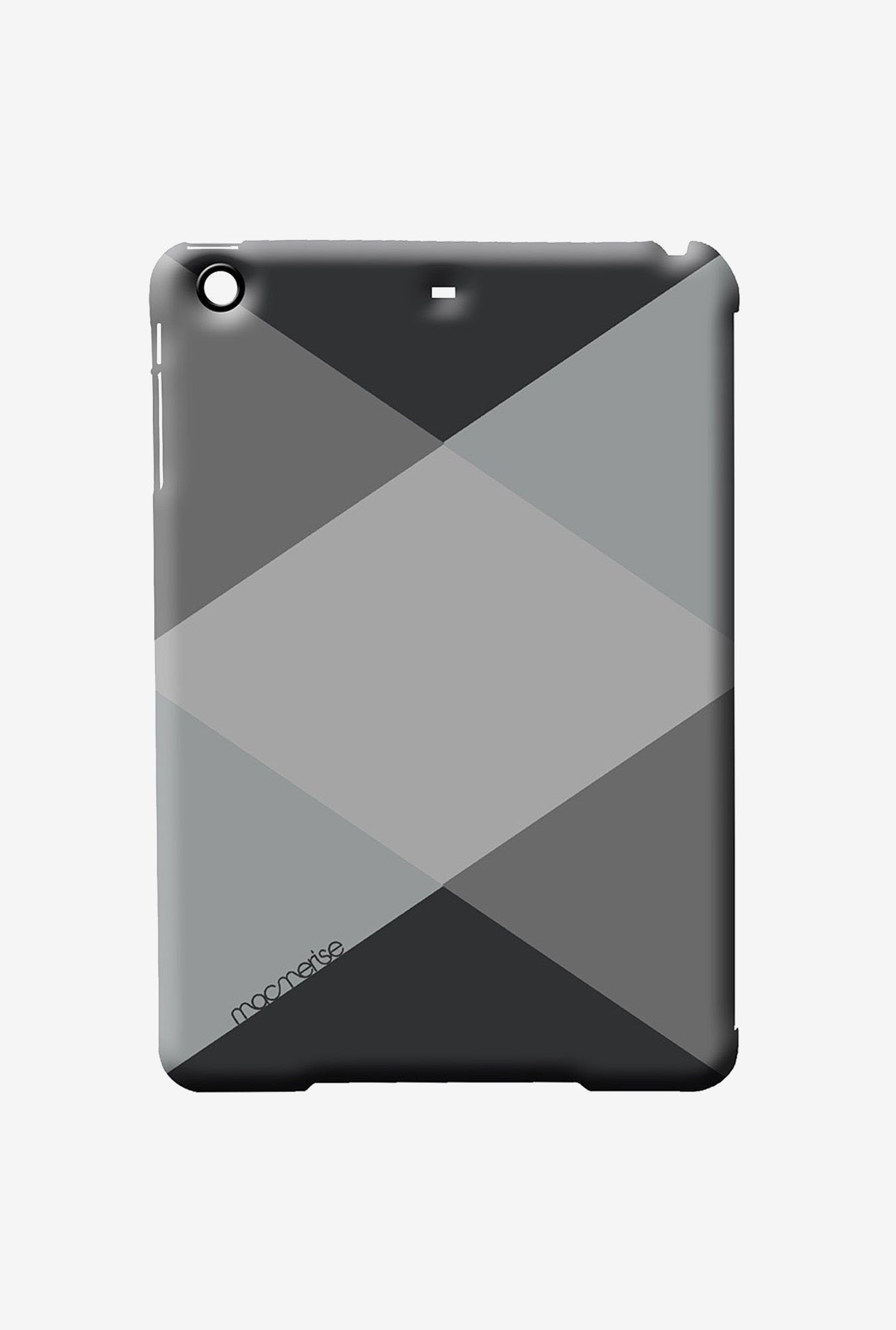 Macmerise Criss Cross Grey Pro Case for iPad Mini 1/2/3