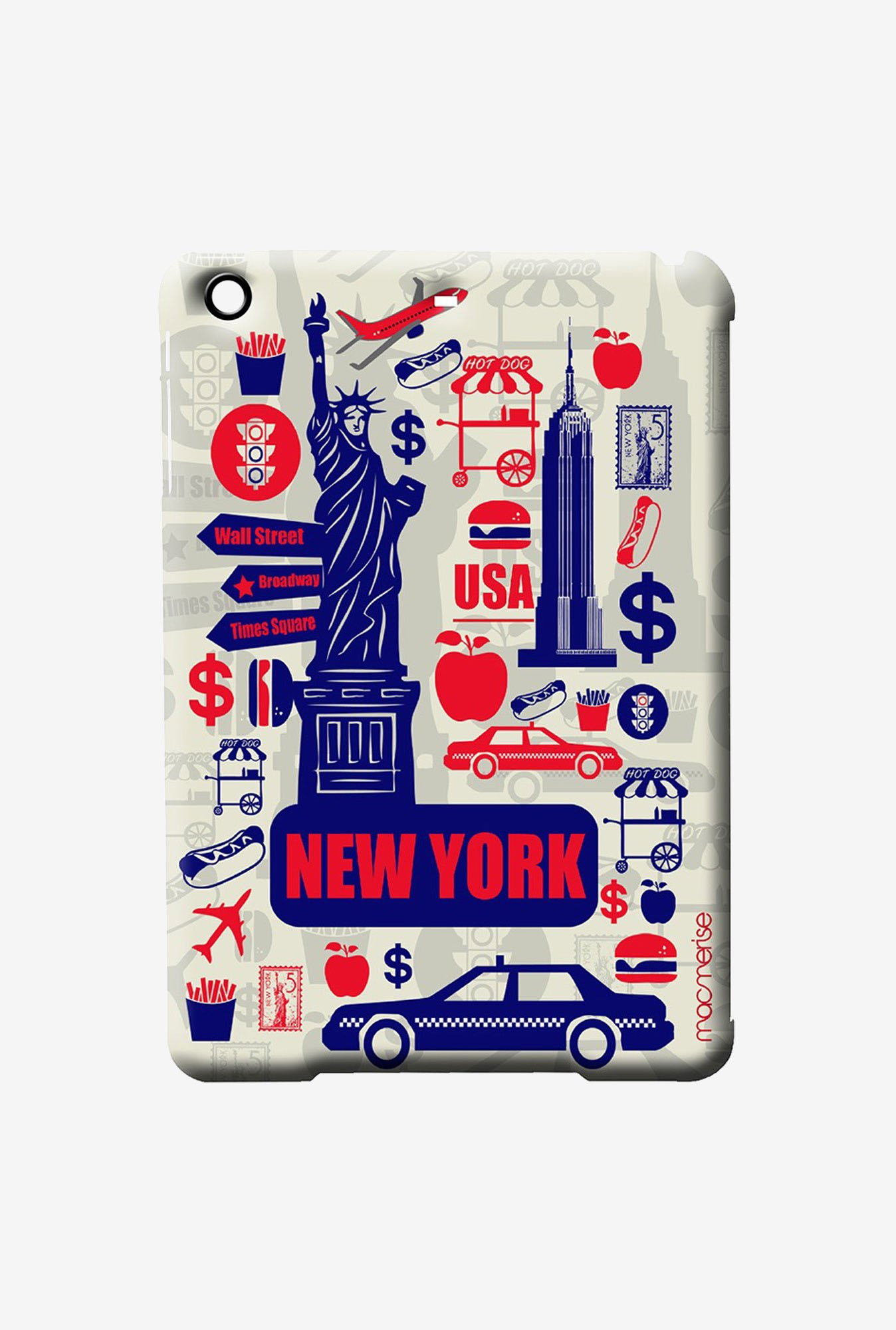 Macmerise City of New York Pro Case for iPad Air