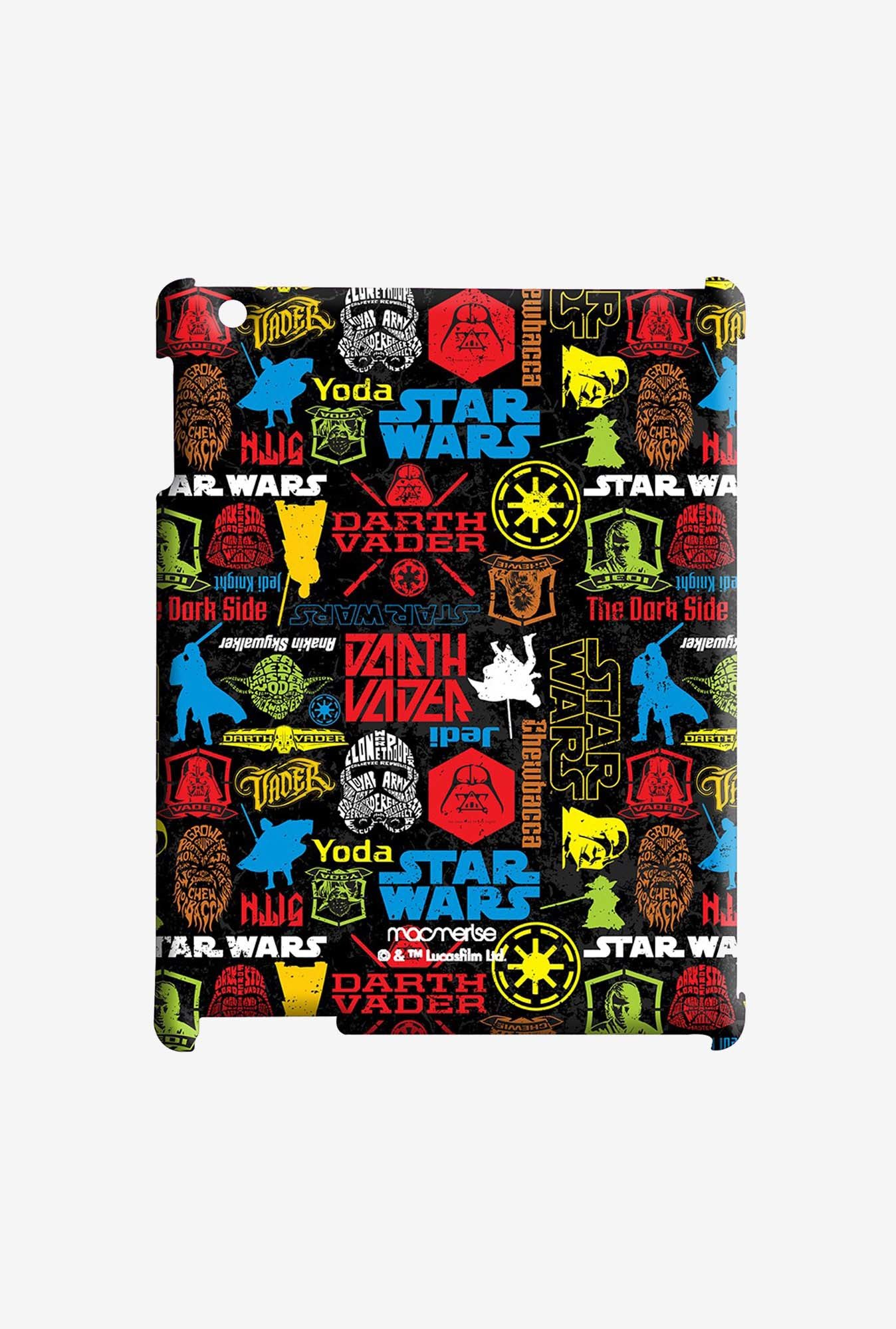 Macmerise Star wars mashup Pro Case for iPad Mini 1/2/3