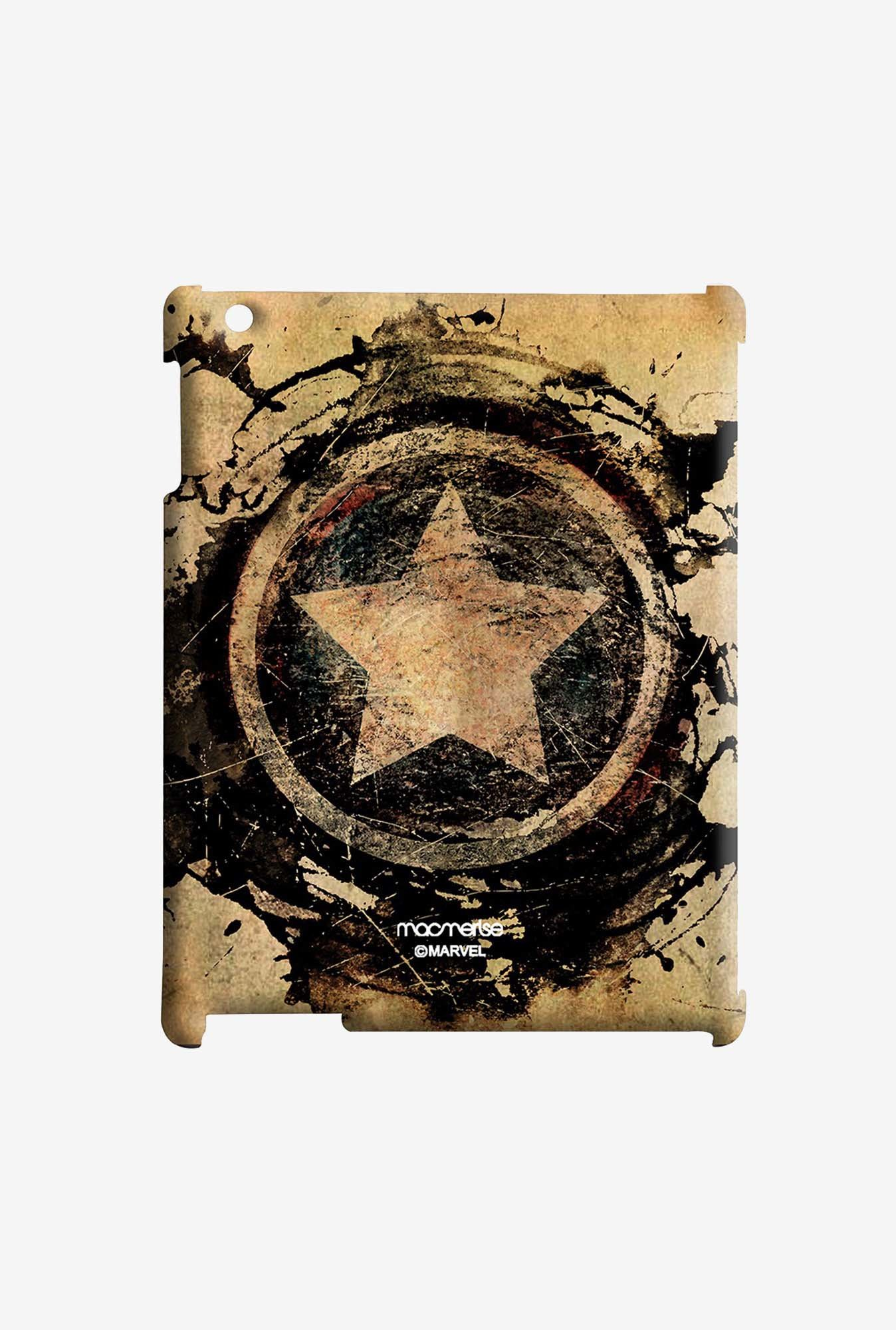 Macmerise Symbolic Captain Shield Pro Case for iPad Air