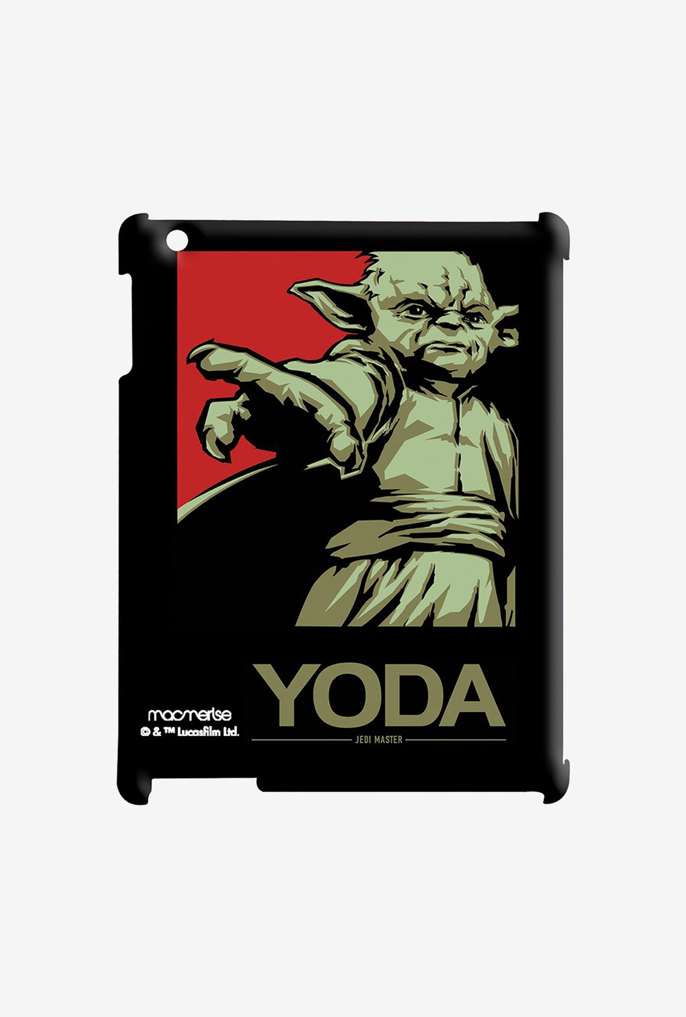 Macmerise The Jedi Master Pro Case for iPad Air