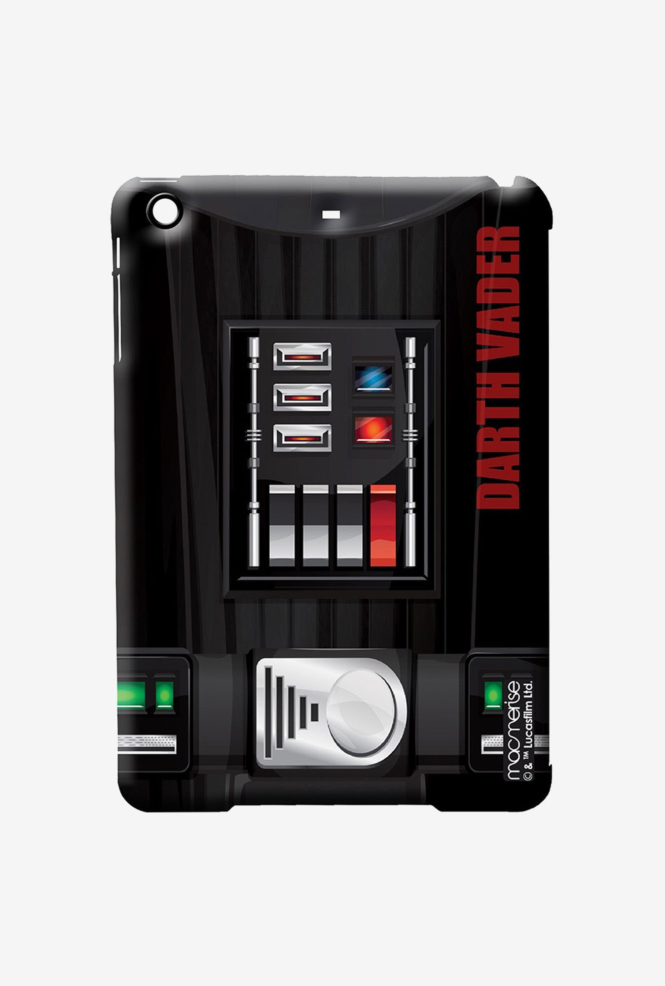 Macmerise Attire Vader Pro Case for iPad Air