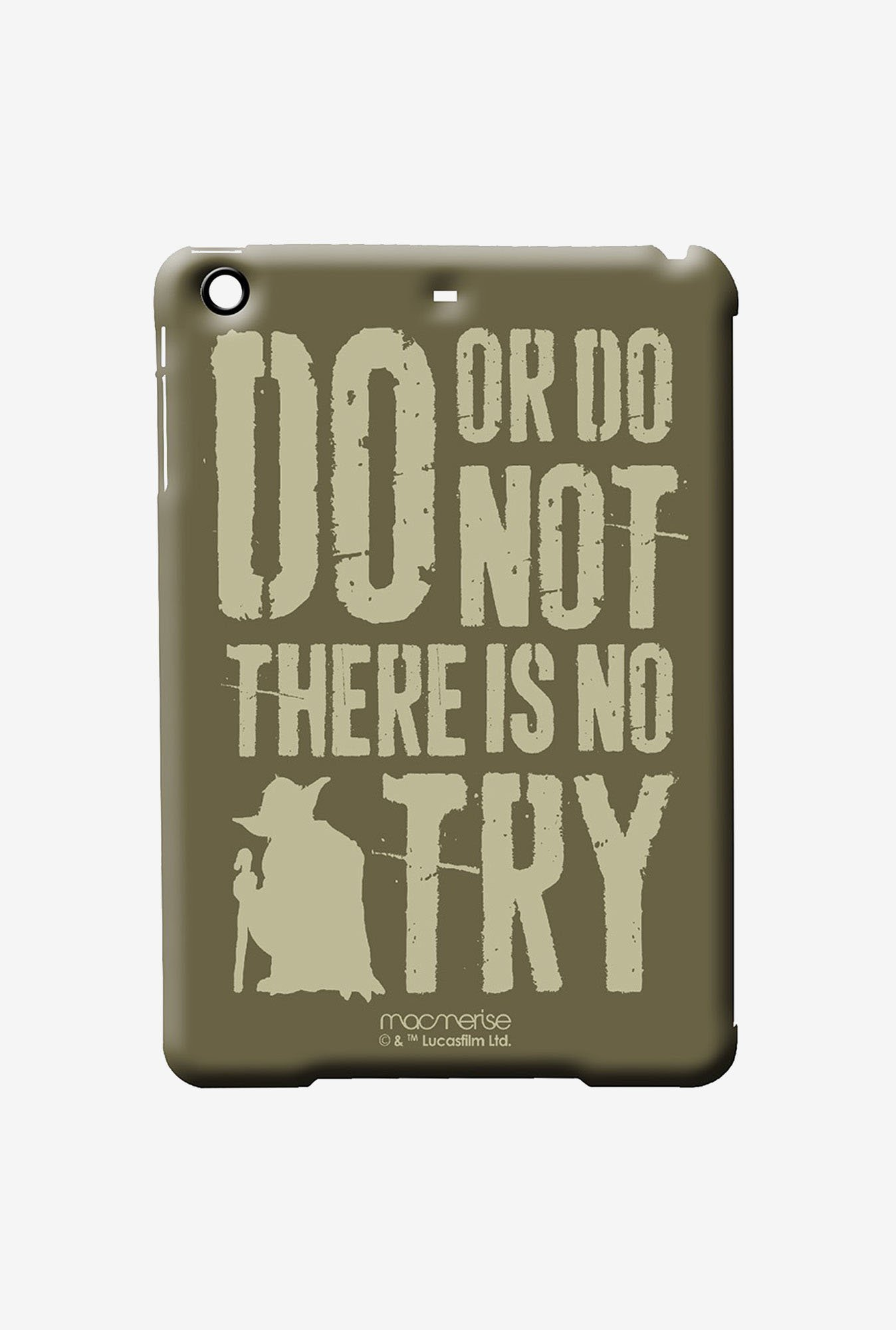 Macmerise Yoda Theory Pro Case for iPad Mini 1/2/3